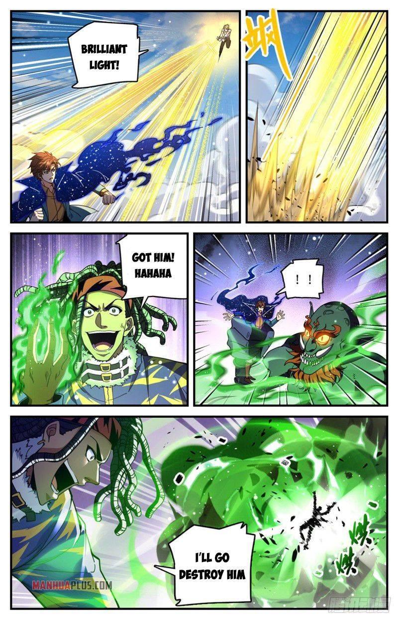 Versatile Mage Chapter 724 page 5 - Mangakakalots.com