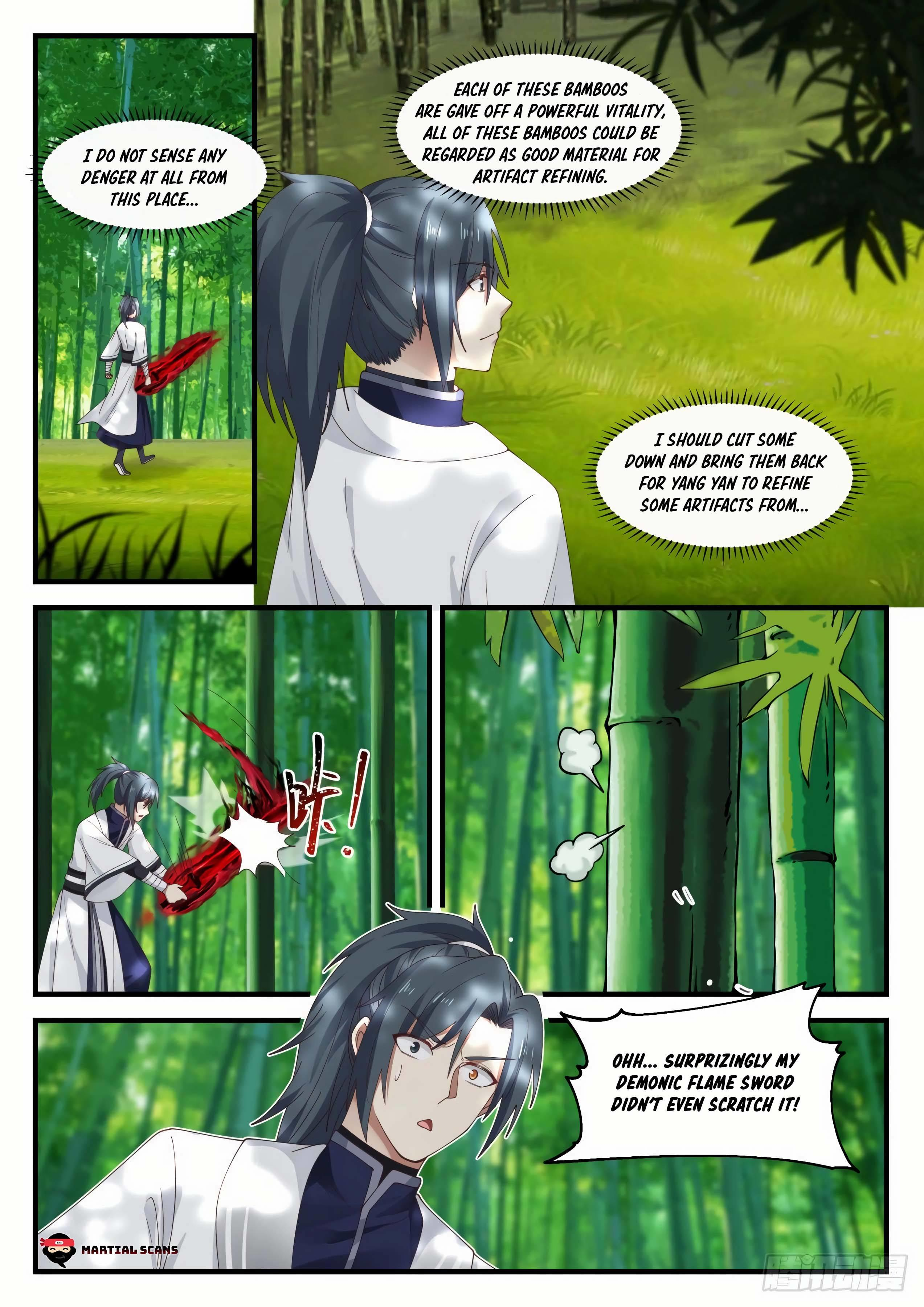Martial Peak Chapter 1149 page 11 - Mangakakalots.com