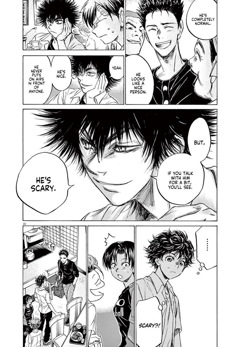Ao Ashi Chapter 122: At Hinomaru Eatery (1) page 17 - Mangakakalots.com