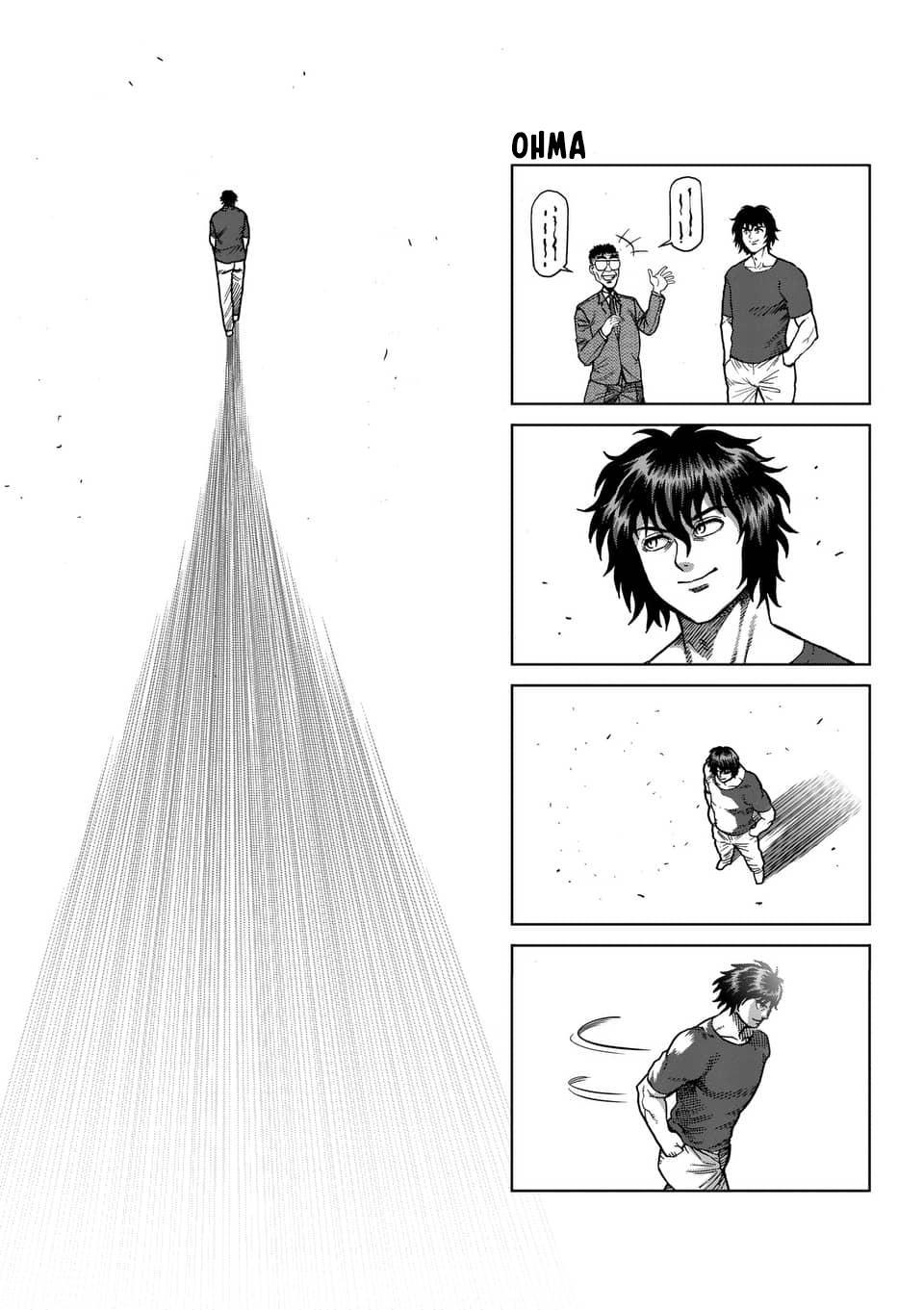 Kengan Ashua Chapter 236.5: 4-Panel Extras (6) page 23 - Mangakakalot