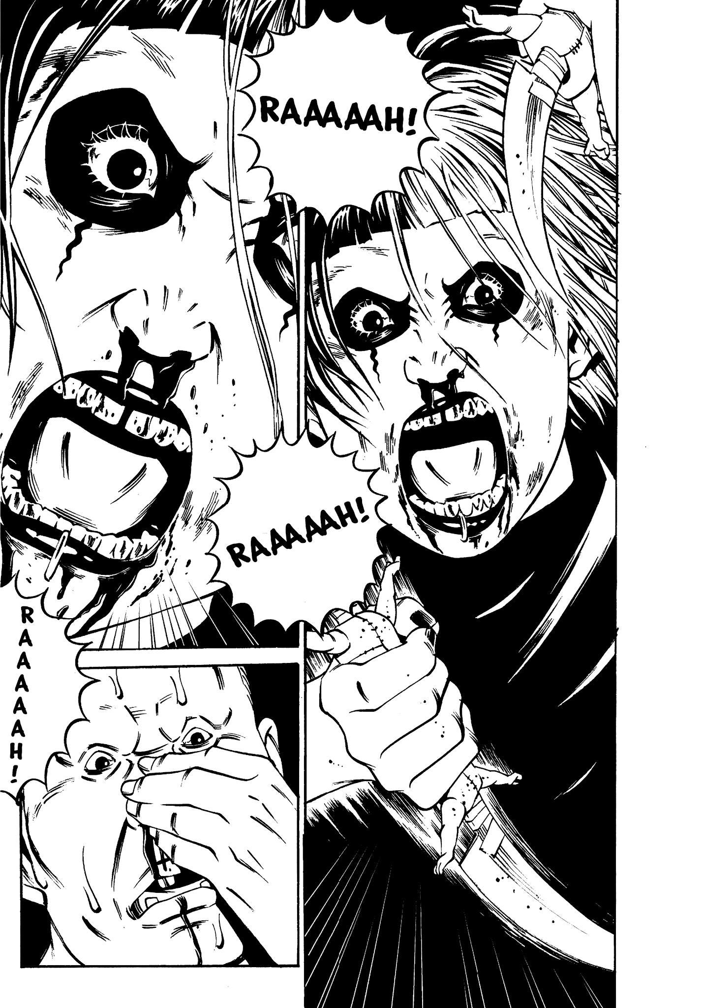 Deathco Chapter 12: The Playground (2) page 25 - Mangakakalots.com