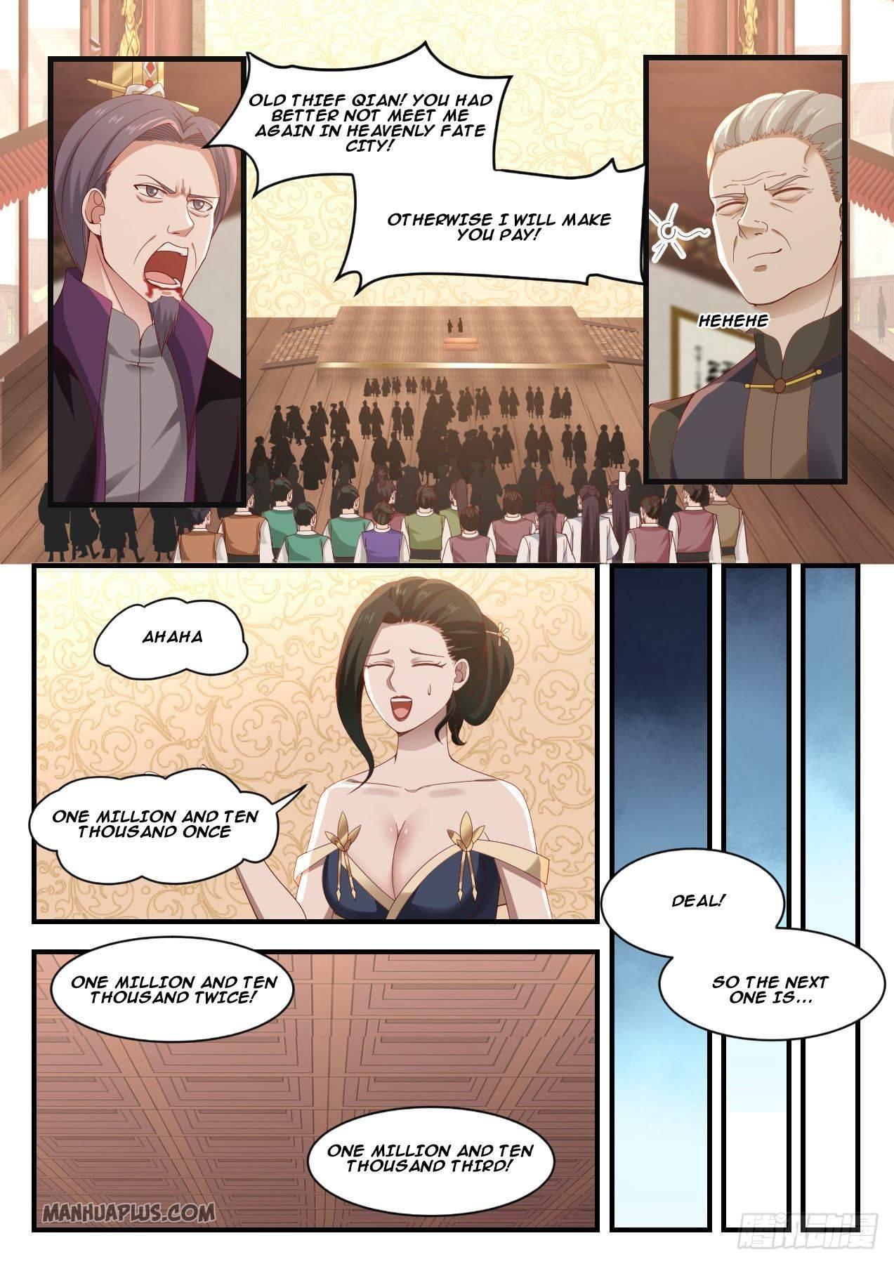 Martial Peak Chapter 1056 page 3 - Mangakakalots.com