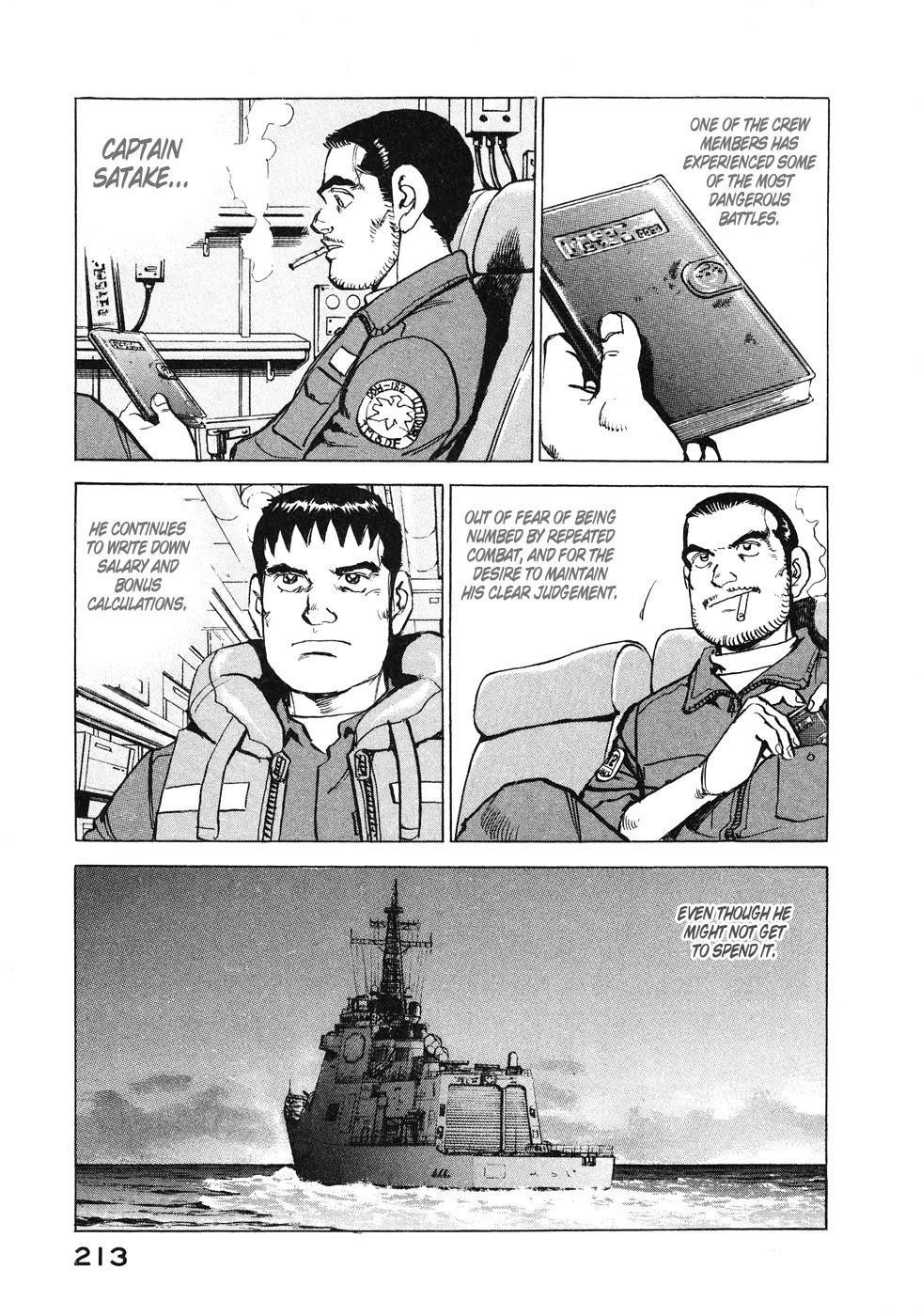 Zipang Chapter 142: Dawn In The Dampier Strait page 9 - Mangakakalots.com
