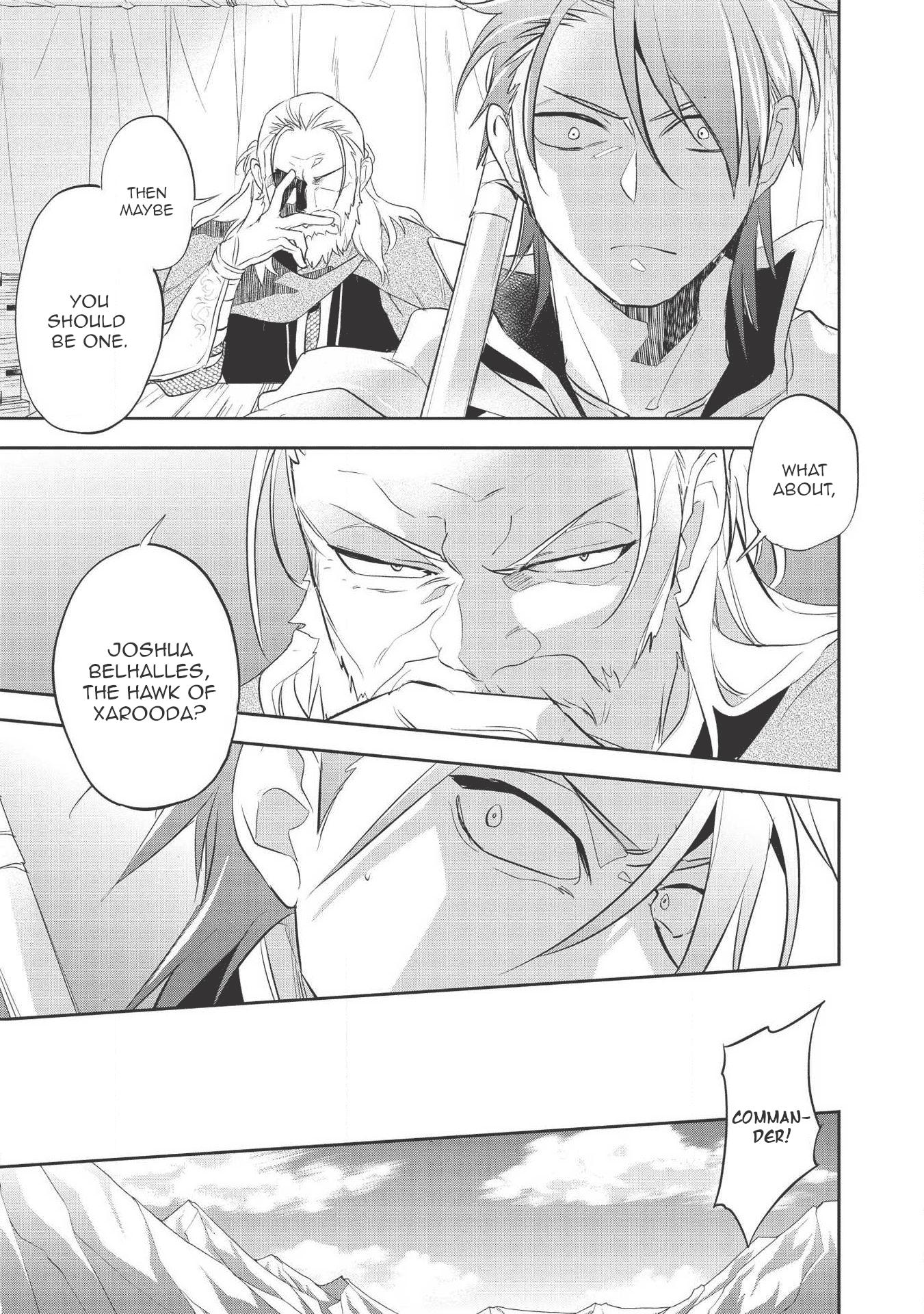 Wortenia Senki Vol.7 Chapter 33 page 14 - Mangakakalots.com