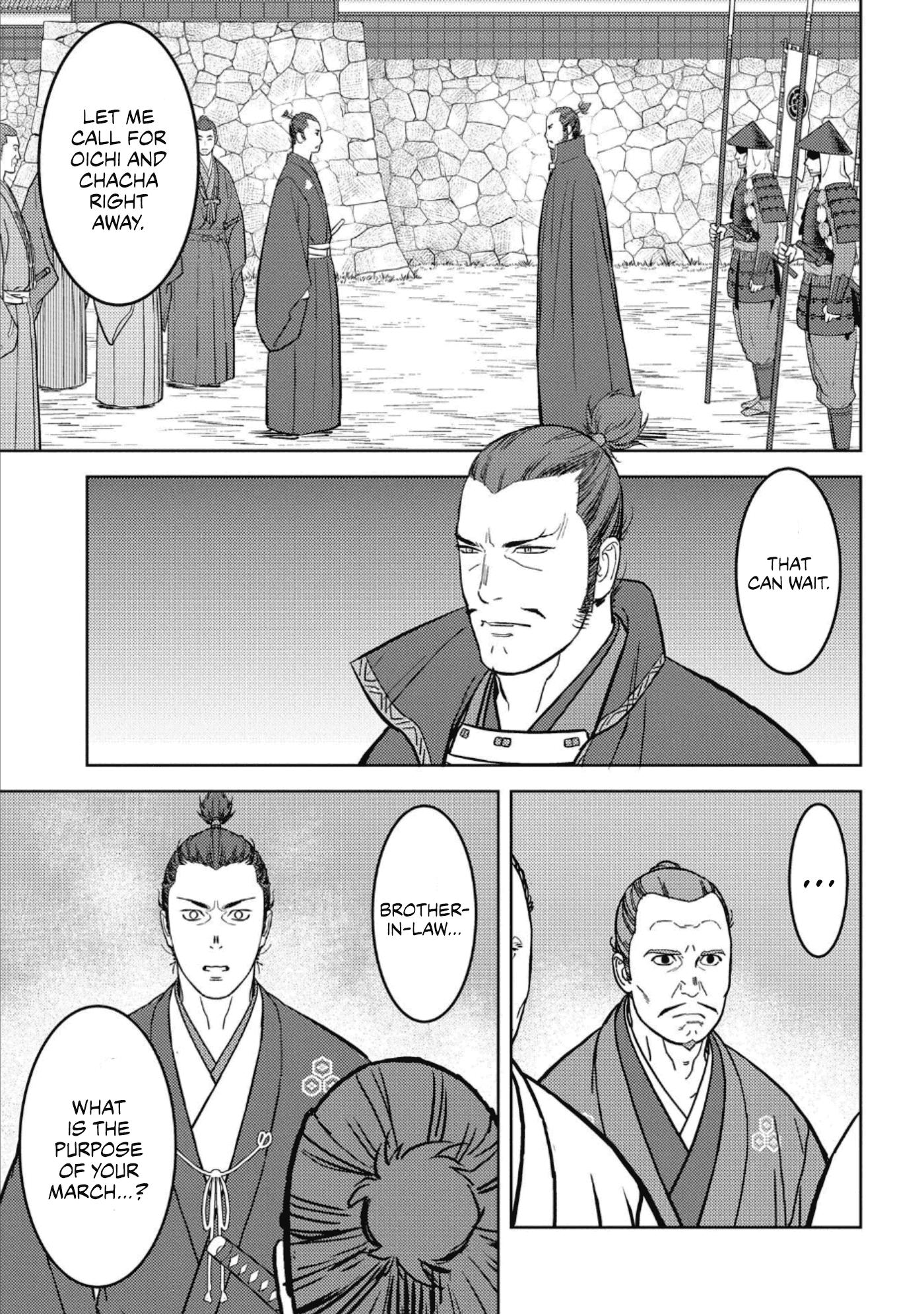 Sengoku Komachi Kurou Tan! Chapter 42 page 24 - Mangakakalots.com