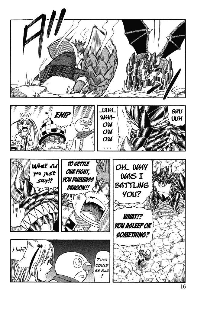 Buster Keel! Chapter 28: Adventurer's Circus (Part 3) page 18 - Mangakakalots.com