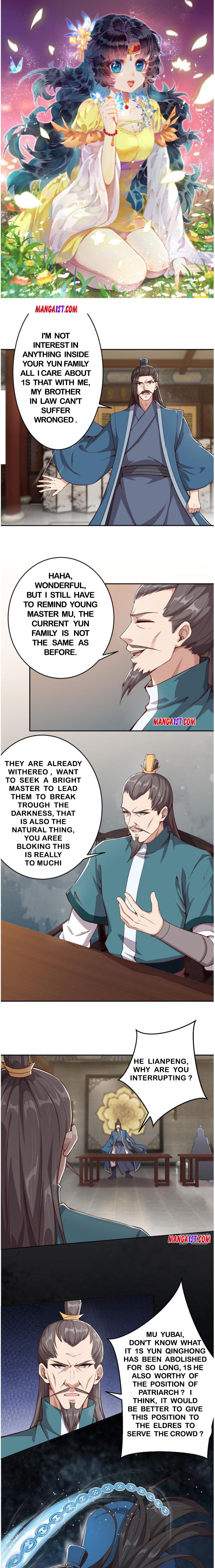 Against The Gods Chapter 340 page 1 - Mangakakalots.com