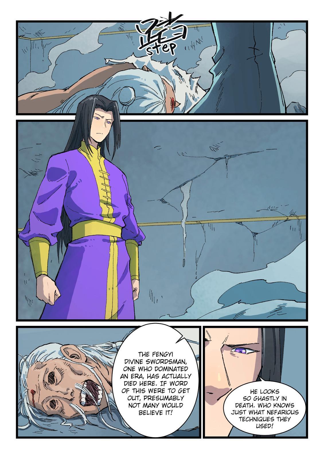 Star Martial God Technique Chapter 407 page 7 - Mangakakalots.com