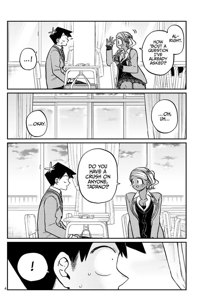 Komi-San Wa Komyushou Desu Chapter 301: Confession 2 page 4 - Mangakakalot