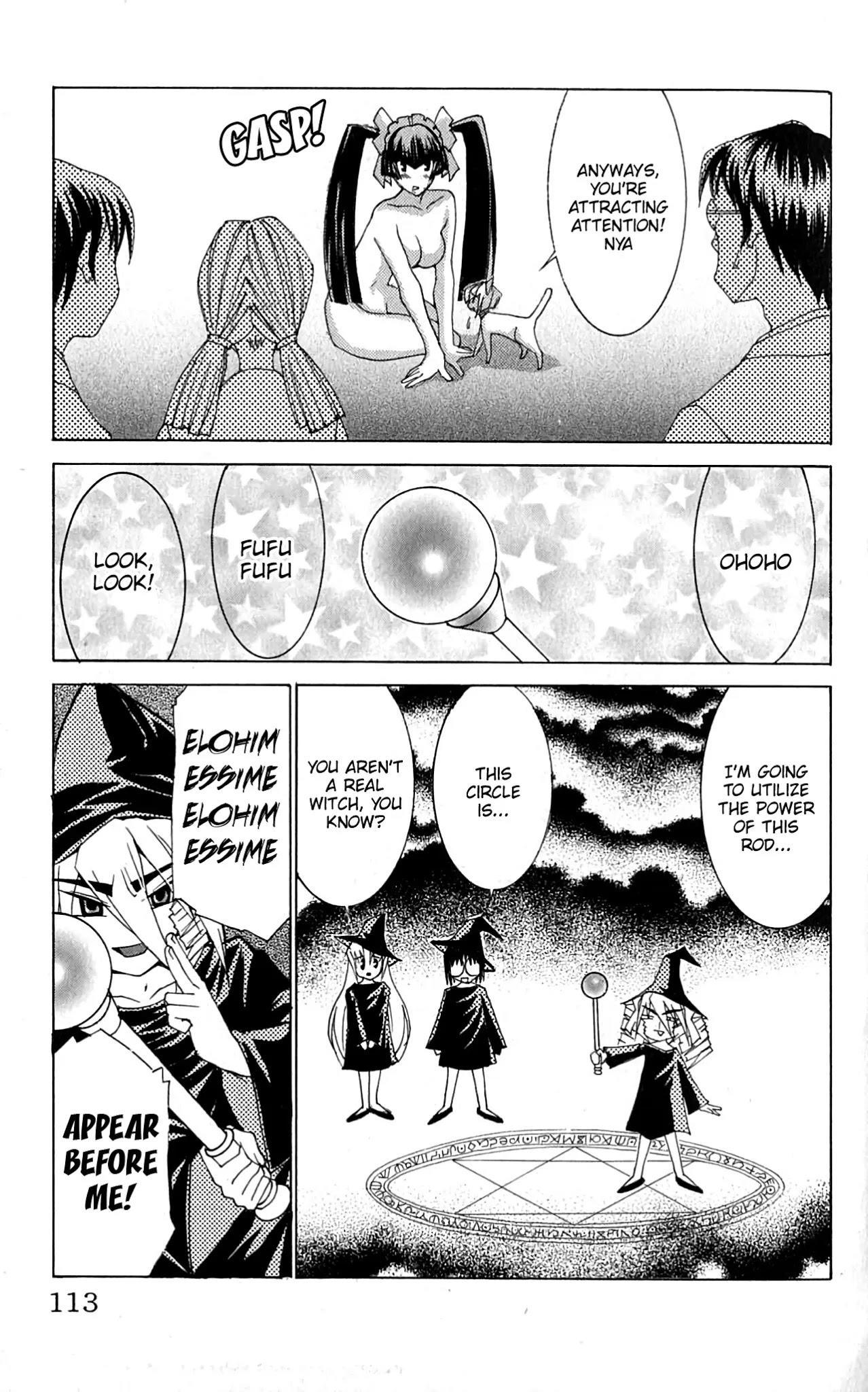 Hanaukyo Maid Tai Chapter 45.1 page 12 - Mangakakalots.com