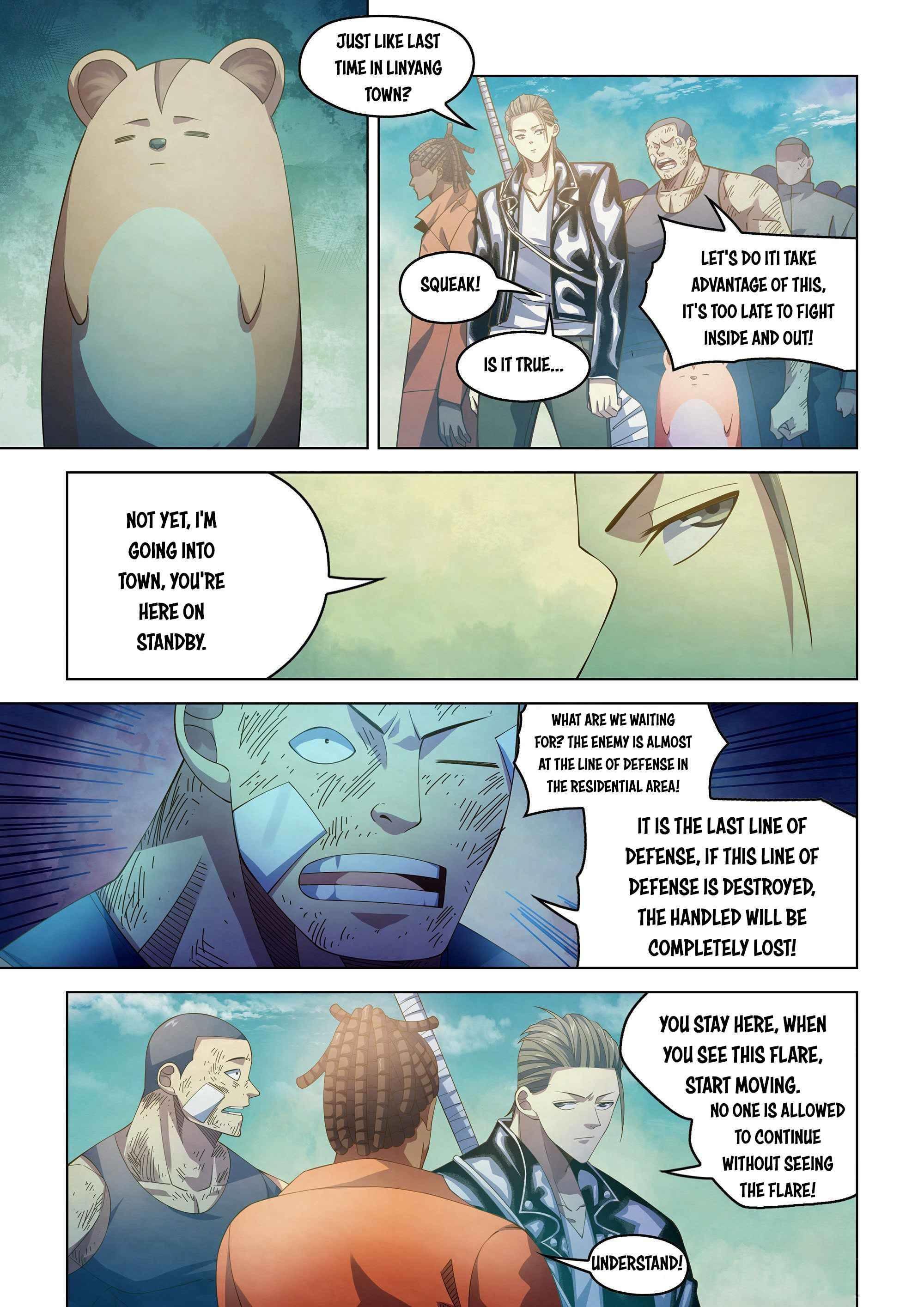 Moshi Fanren Chapter 360 page 14 - Mangakakalots.com