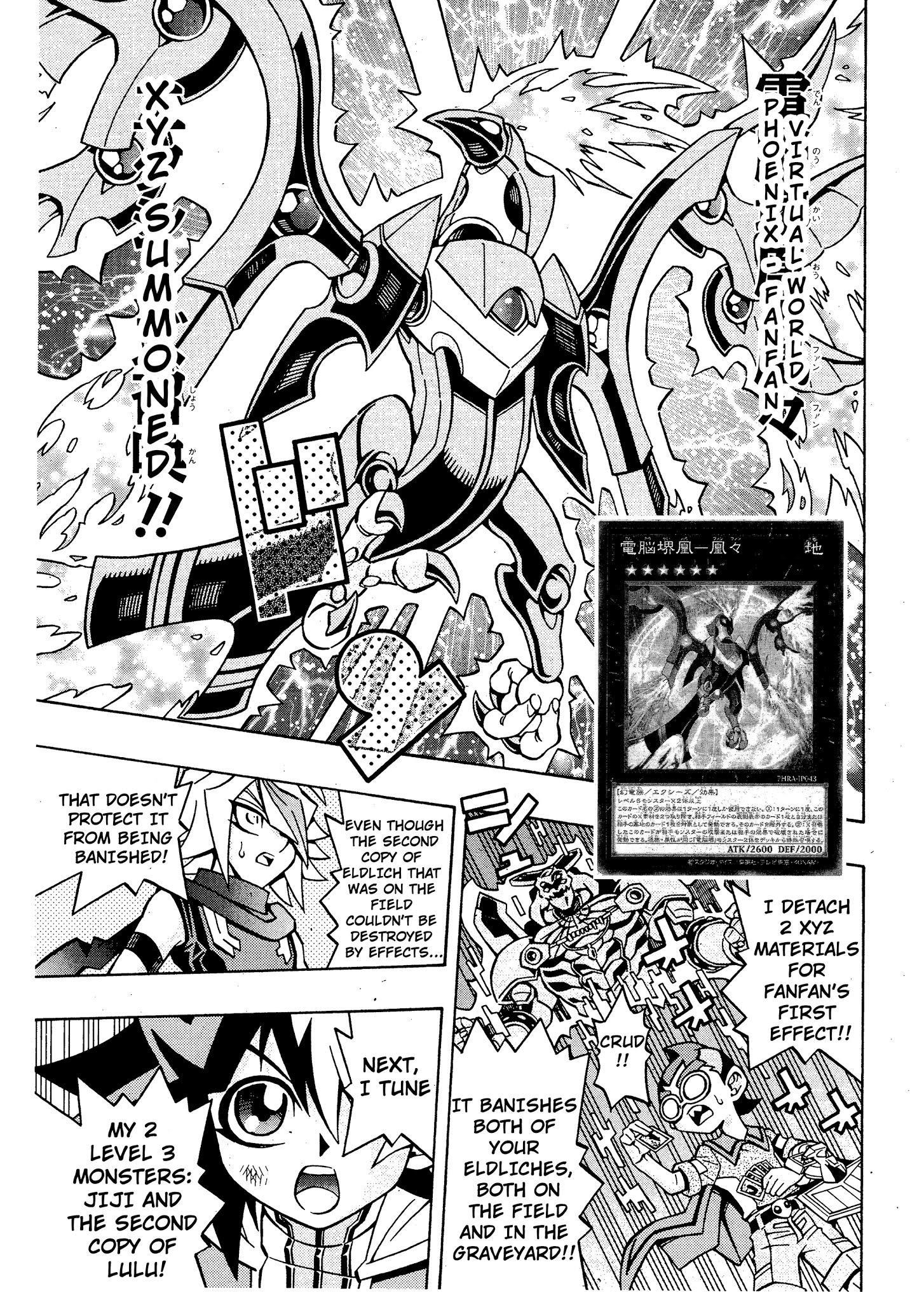 Yu-Gi-Oh! Ocg Structures Chapter 16: Virtual World Vs Eldlich page 10 - Mangakakalots.com