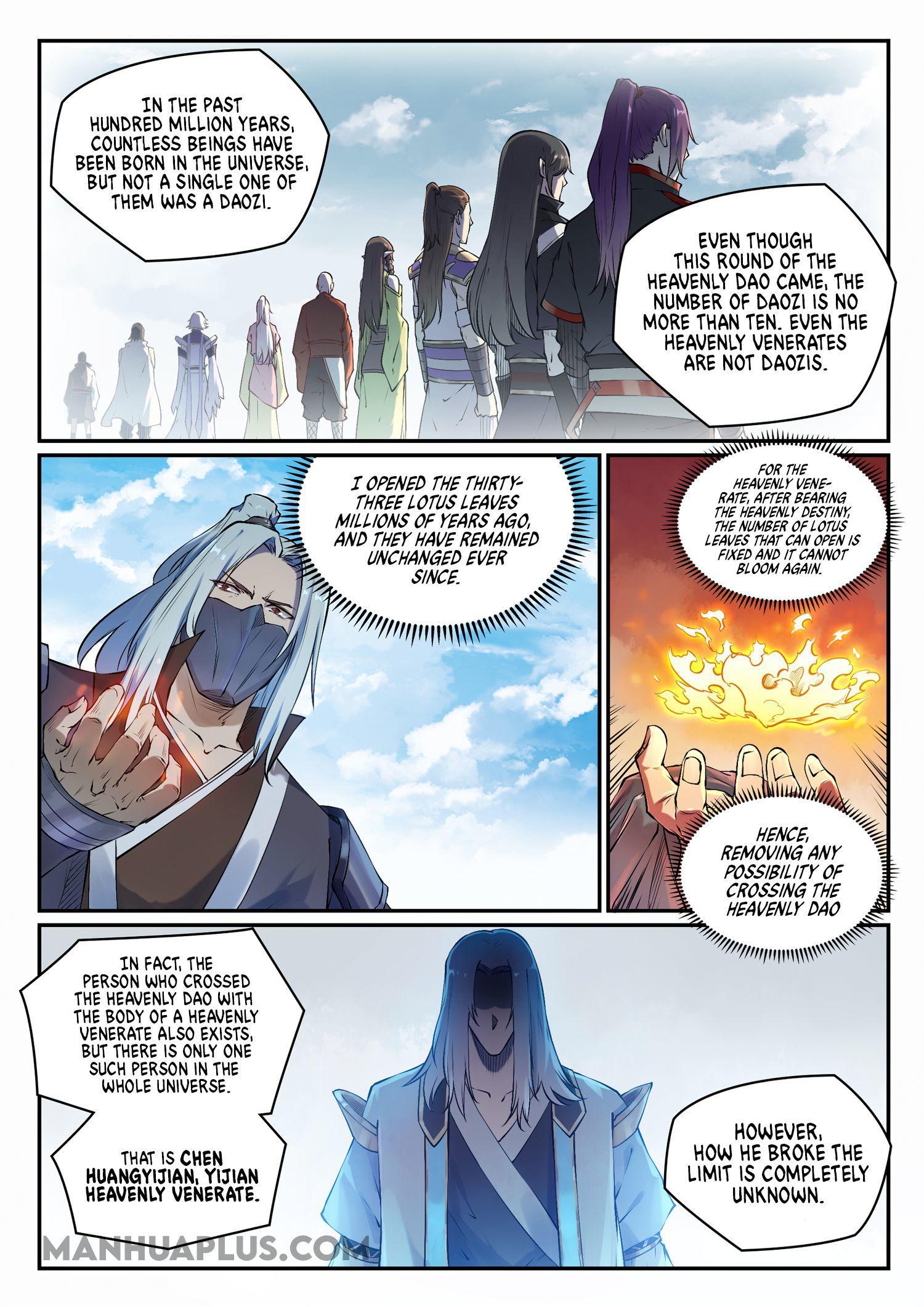 Apotheosis Chapter 672 page 2 - Mangakakalots.com