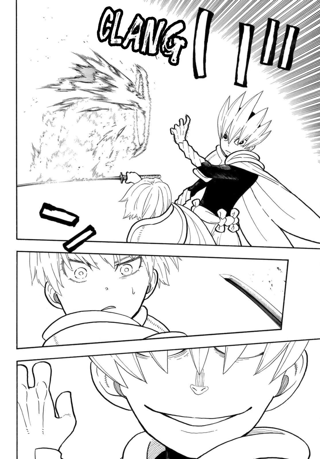 Enen No Shouboutai Chapter 274: The Saviour And The Guardian Angel page 11 - Mangakakalots.com
