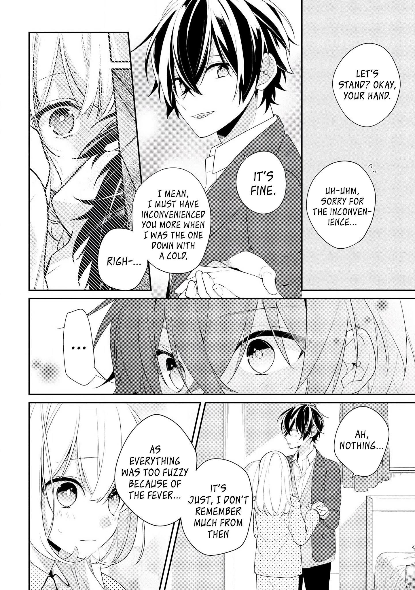 Houkago Wa Kissaten De Chapter 27: Something Like This page 10 - Mangakakalots.com