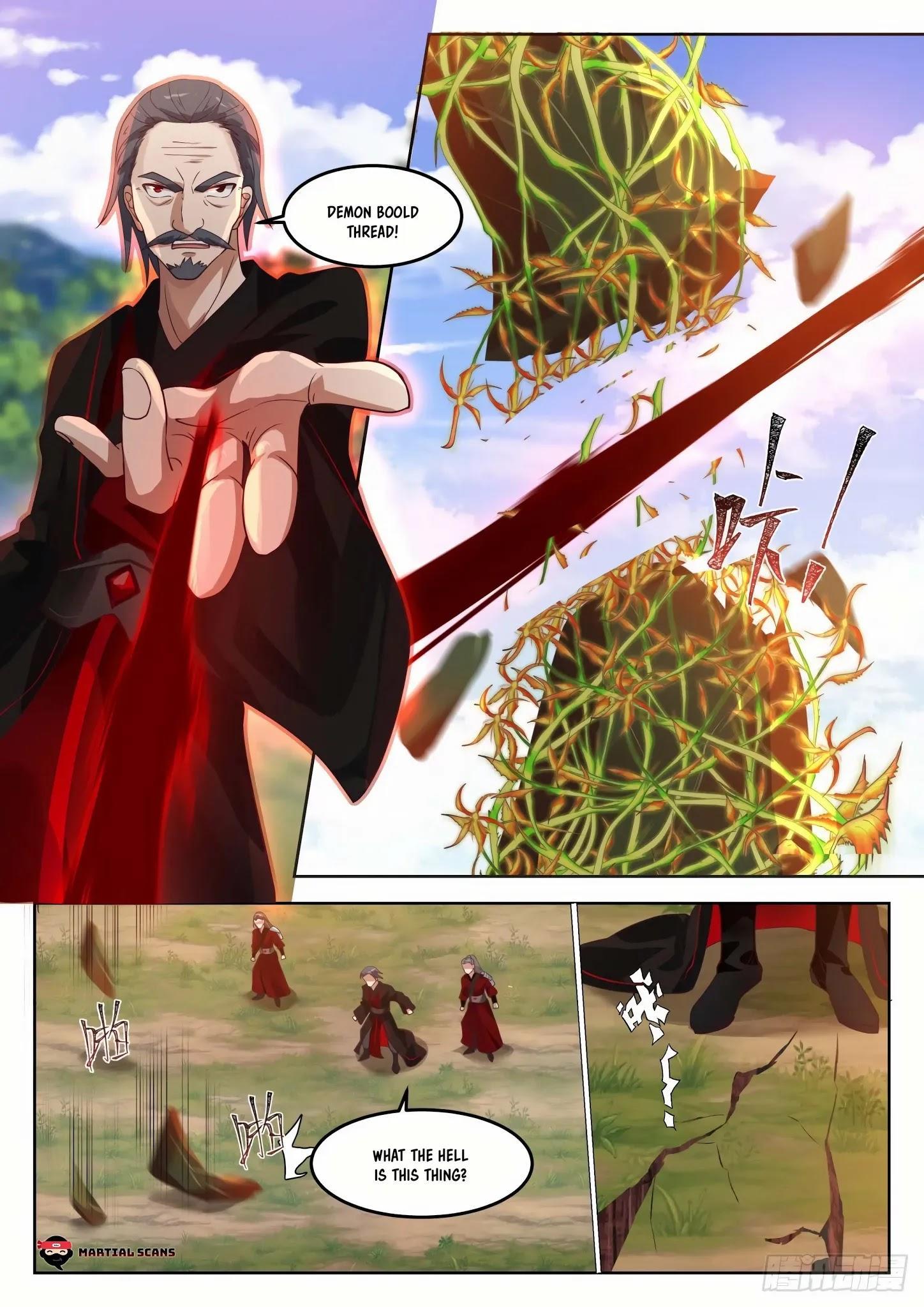 Martial Peak Chapter 1285: Luring Into A Trap page 11 - Mangakakalots.com