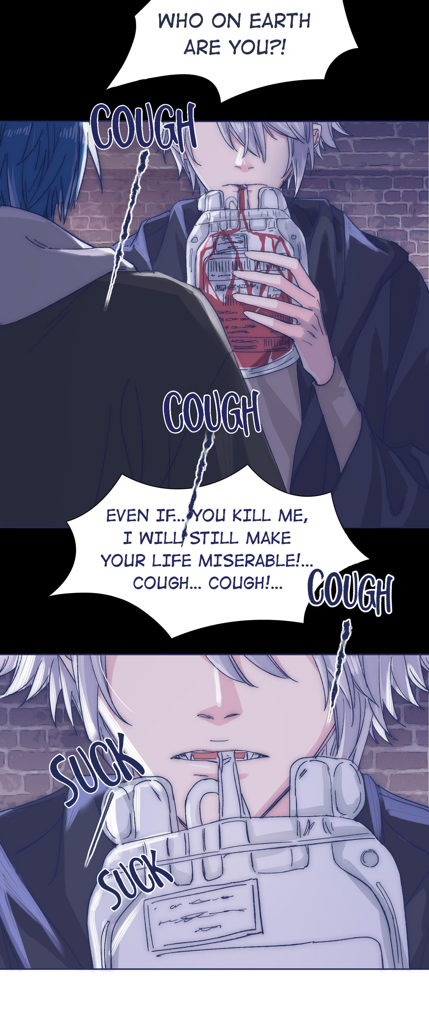 Offering My Neck To You Chapter 31: You Can't Even Protect Yourself page 34 - Mangakakalots.com