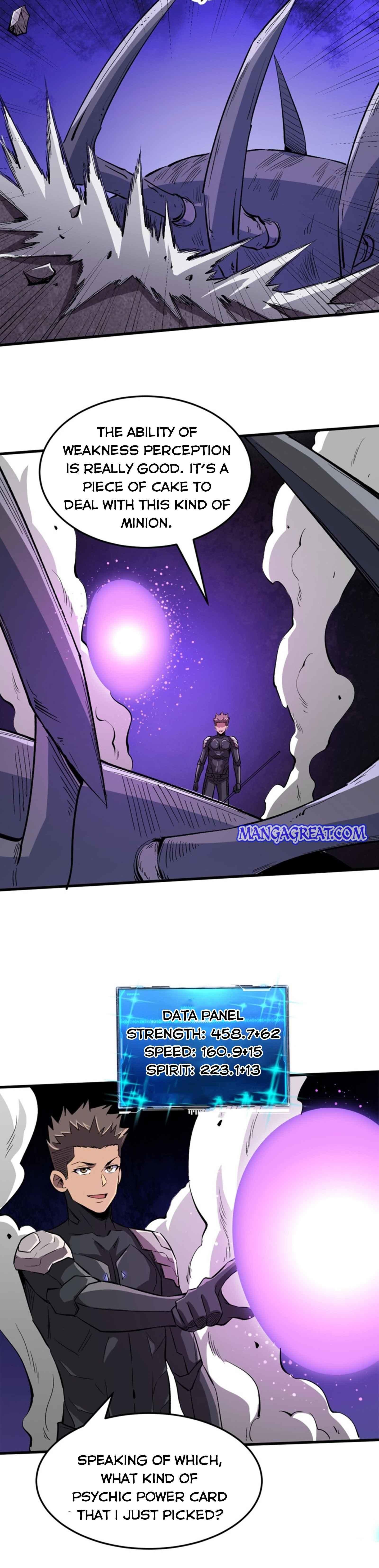 The Last Hero , I Am Picking Up Attributes And Items In Last Days Chapter 68 page 3 - Mangakakalots.com