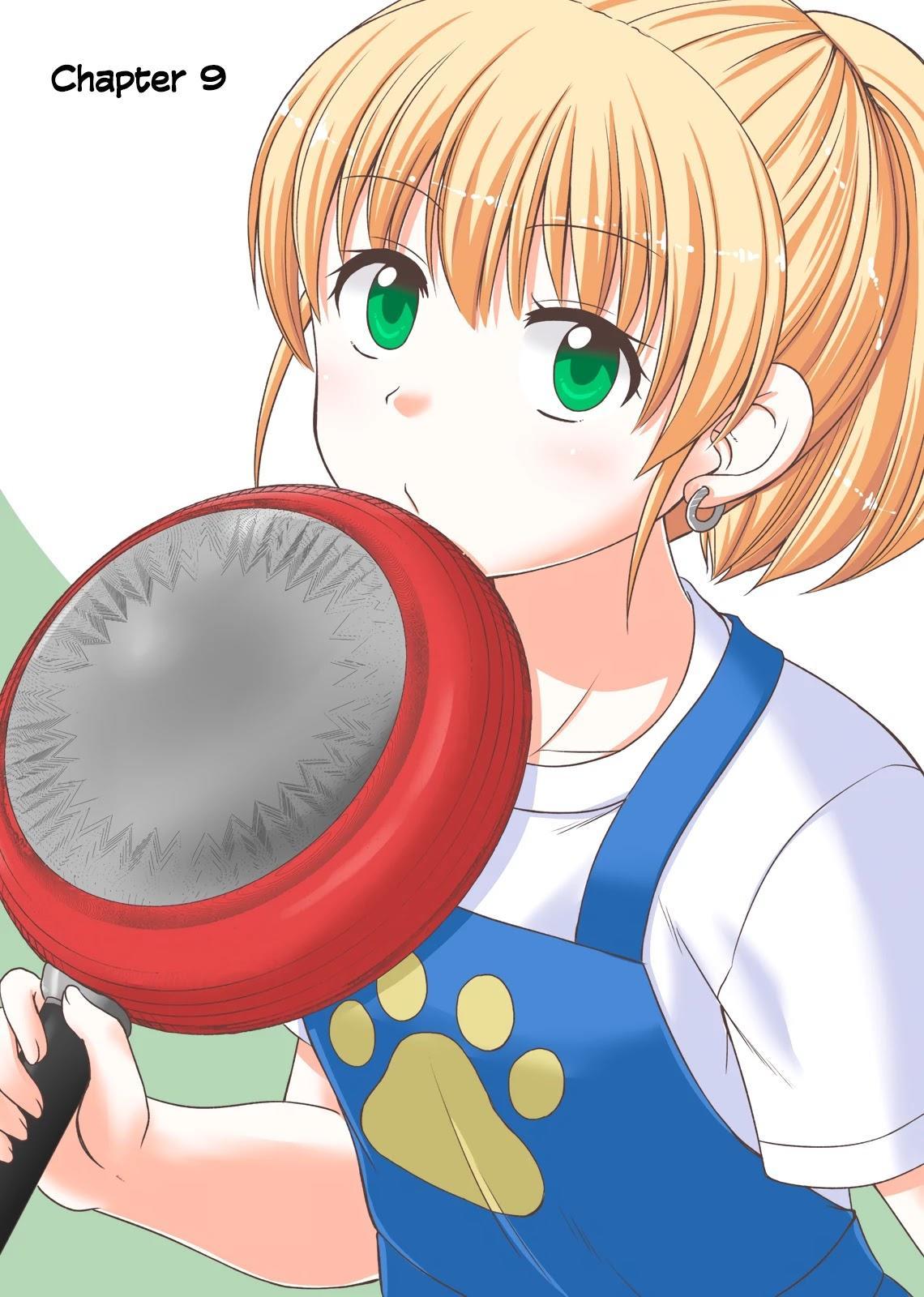 Bro Girl Chapter 9 page 4 - Mangakakalots.com