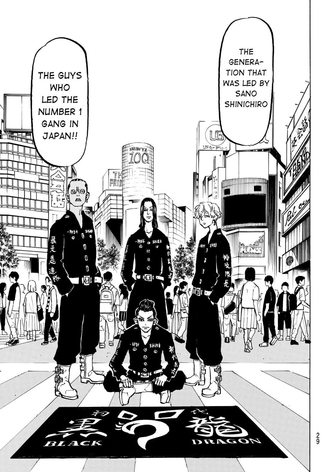 Tokyo Manji Revengers Chapter 213: Living Legends page 21 - Mangakakalots.com