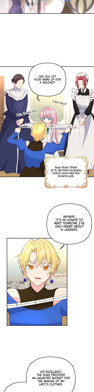 Baby Empress Chapter 21 page 12 - Mangakakalots.com