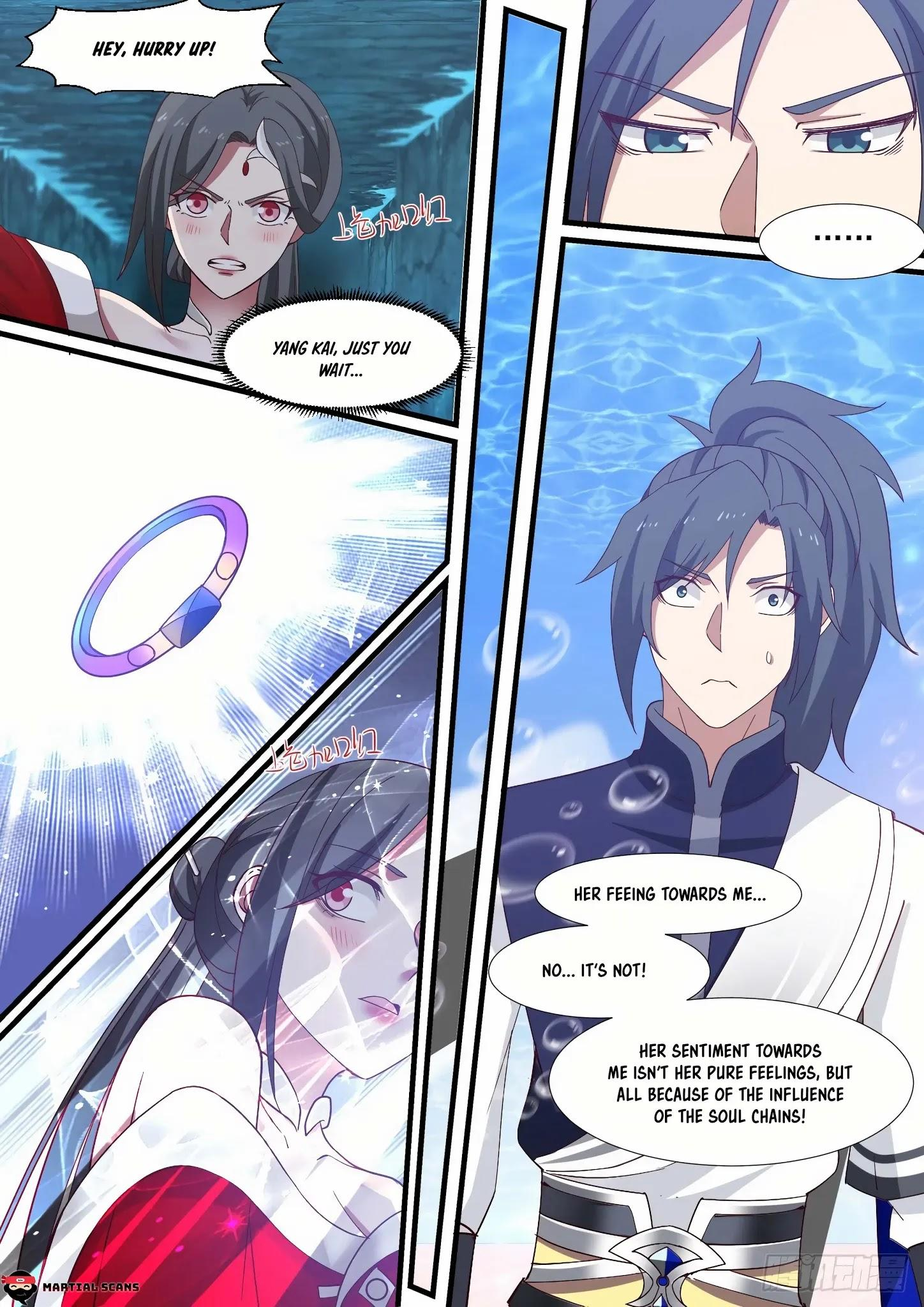 Martial Peak Chapter 960: Wait For Me! page 13 - Mangakakalots.com