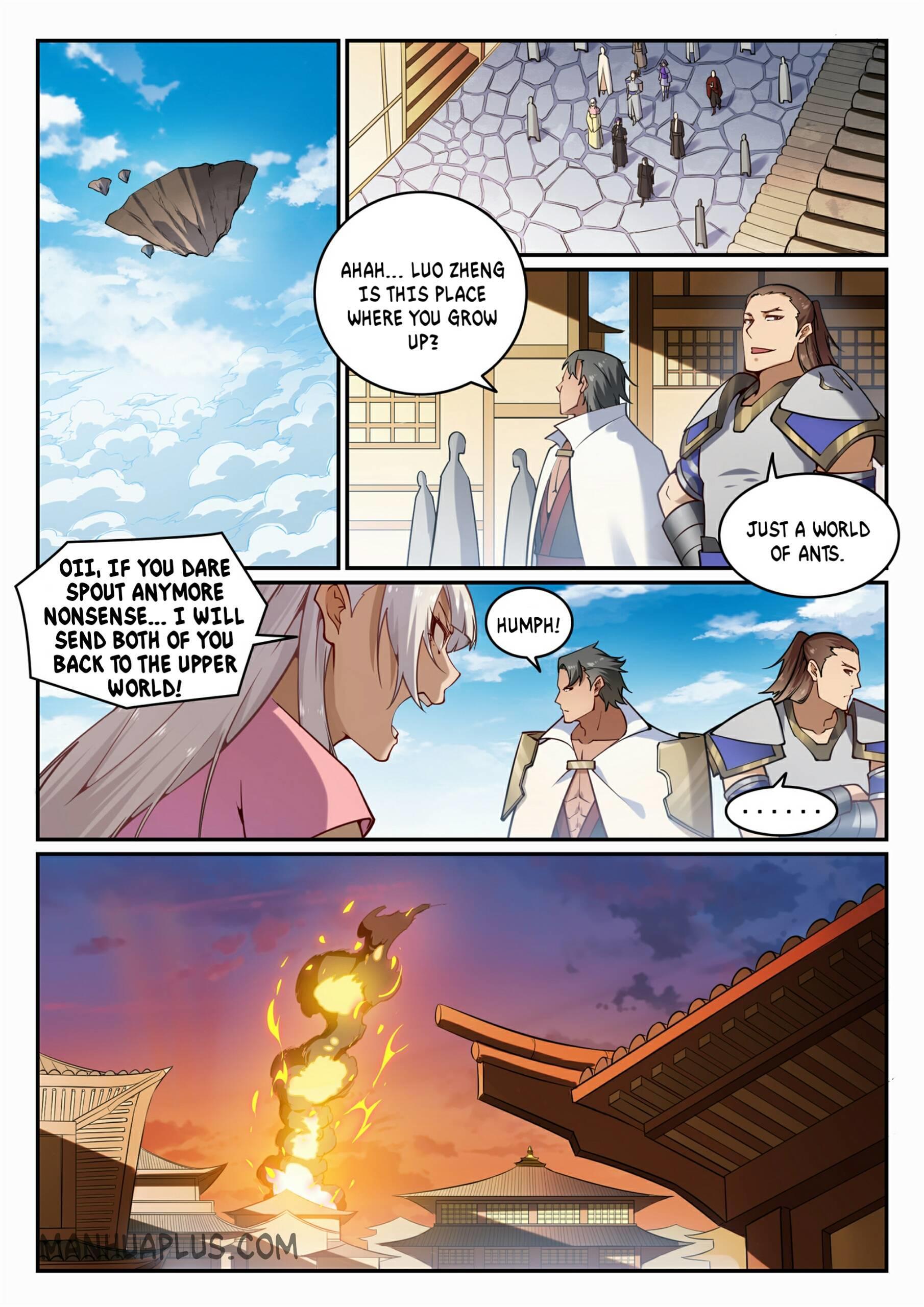 Apotheosis Chapter 710 page 5 - Mangakakalots.com