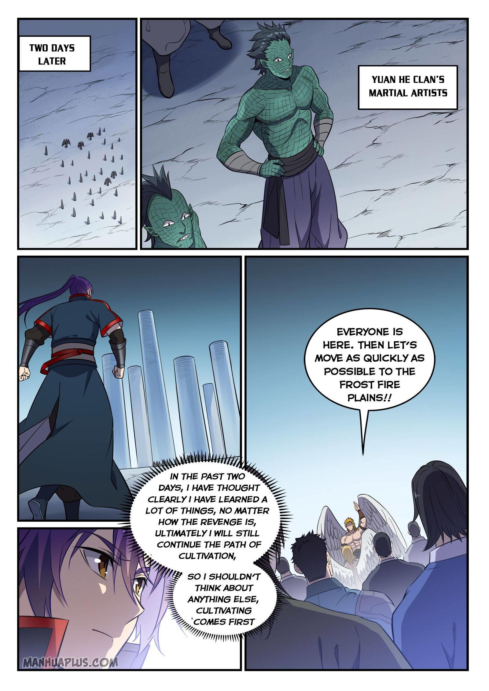 Apotheosis Chapter 754 page 5 - Mangakakalots.com