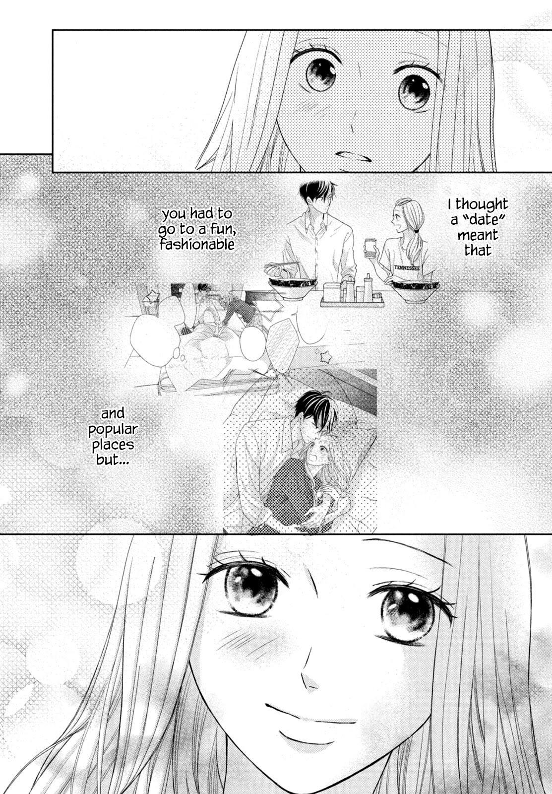 Arashi-Kun No Dakimakura Chapter 7: Because We're The Same page 33 - Mangakakalots.com
