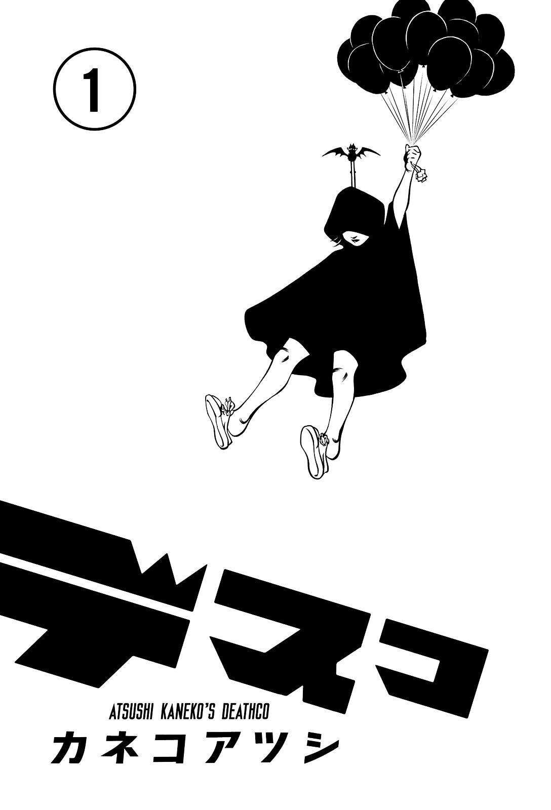 Deathco Vol.1 Chapter 1 : Reapers page 8 - Mangakakalots.com