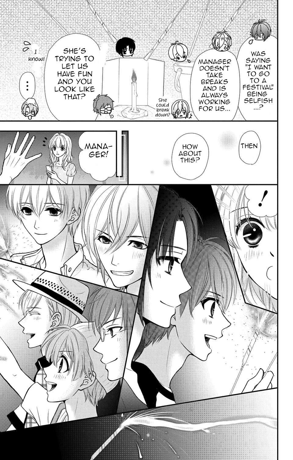 Idolish7 Chapter 13 page 7 - Mangakakalots.com