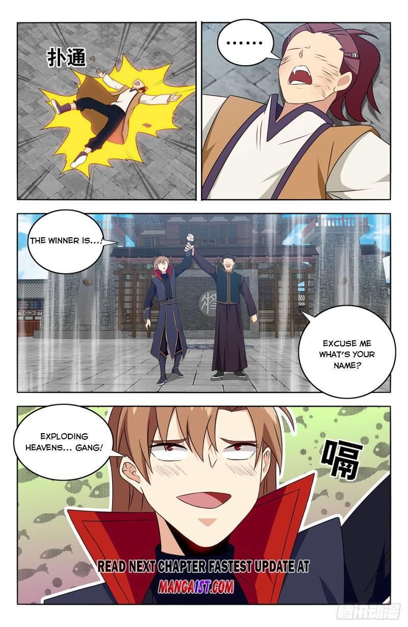 Strongest Anti M.e.t.a Chapter 388 page 13 - Mangakakalots.com