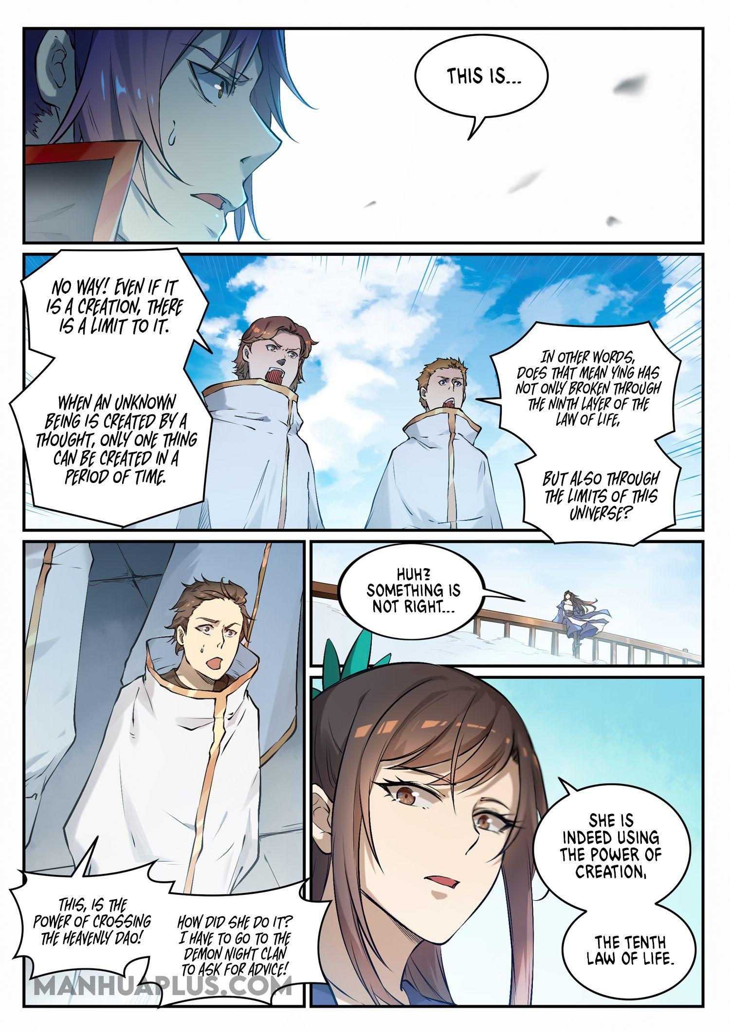 Apotheosis Chapter 672 page 10 - Mangakakalots.com
