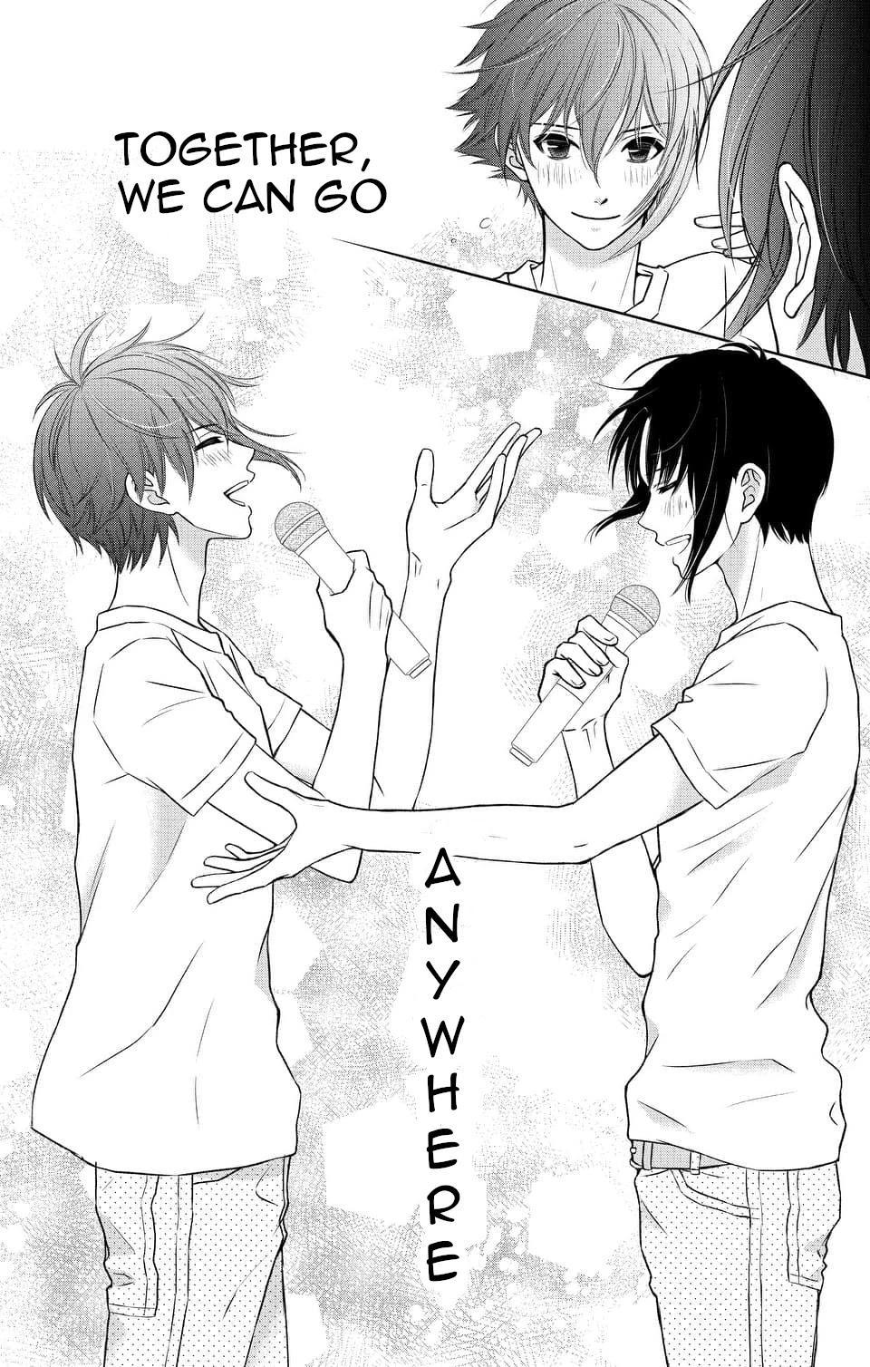 Idolish7 Chapter 12 page 30 - Mangakakalots.com