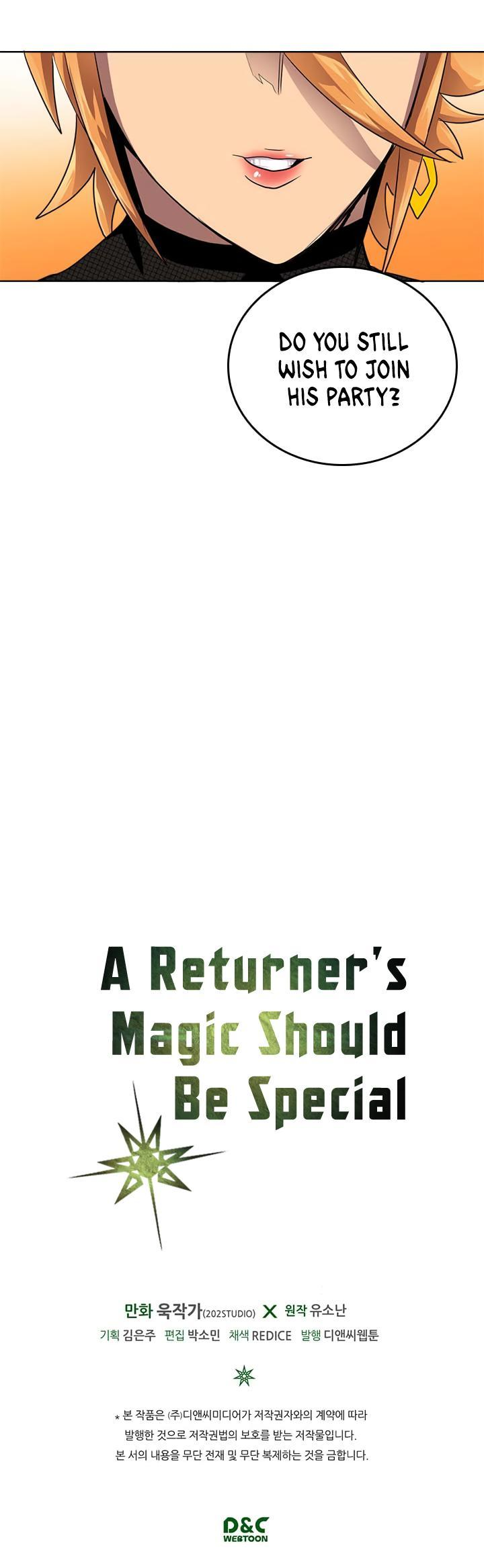 A Returner's Magic Should Be Special Chapter 14 page 26 - Mangakakalots.com