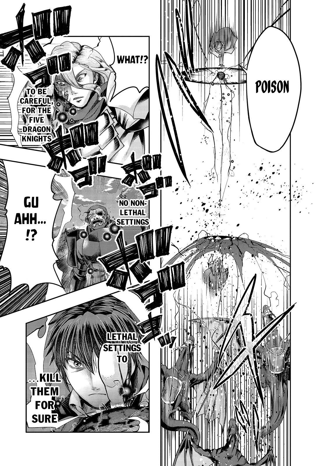 """I Became The Strongest With The Failure Frame """"abnormal State Skill"""" As I Devastated Everything Chapter 19 page 8 - Mangakakalots.com"""