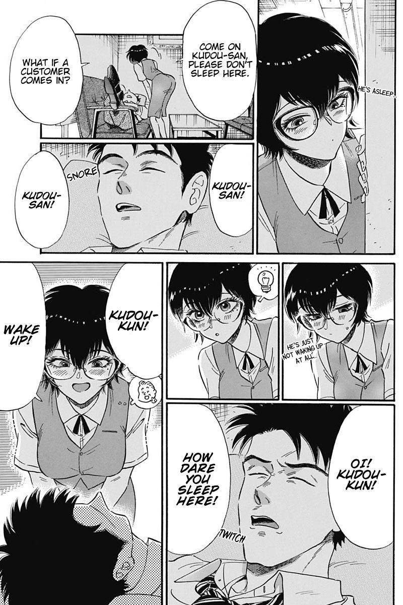 Kowloon Generic Romance Vol.1 Chapter 7 page 9 - Mangakakalots.com