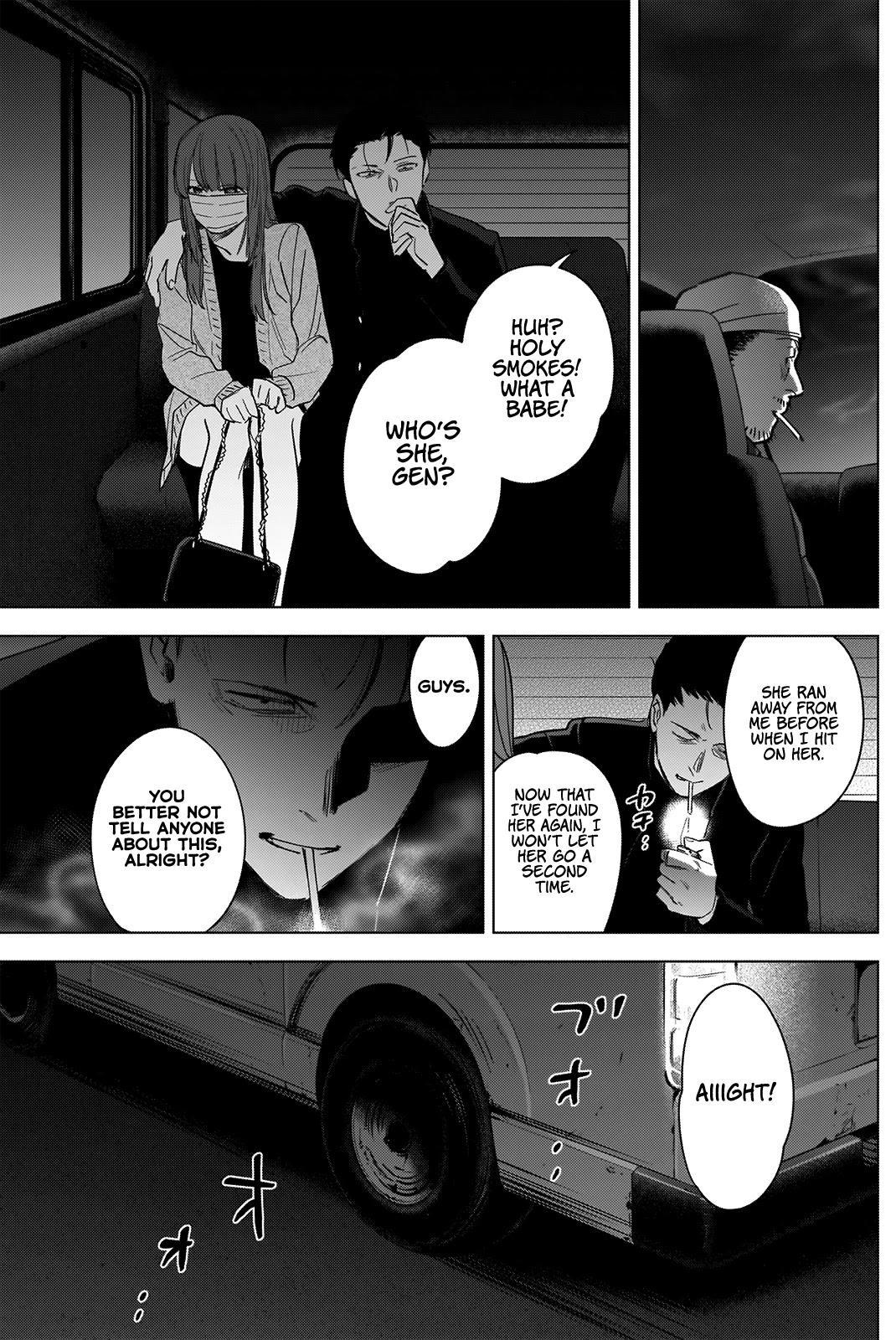 Boy's Abyss Chapter 65: Moonlight page 8 - Mangakakalots.com