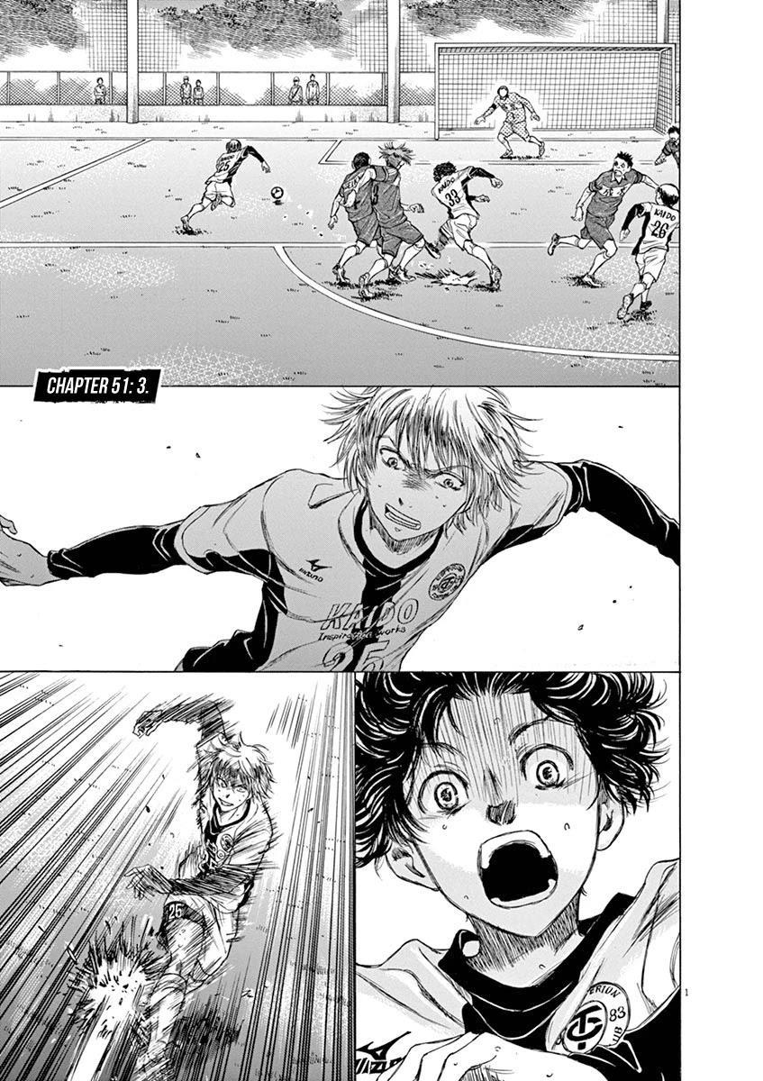 Ao Ashi Chapter 51: 3 page 6 - Mangakakalots.com