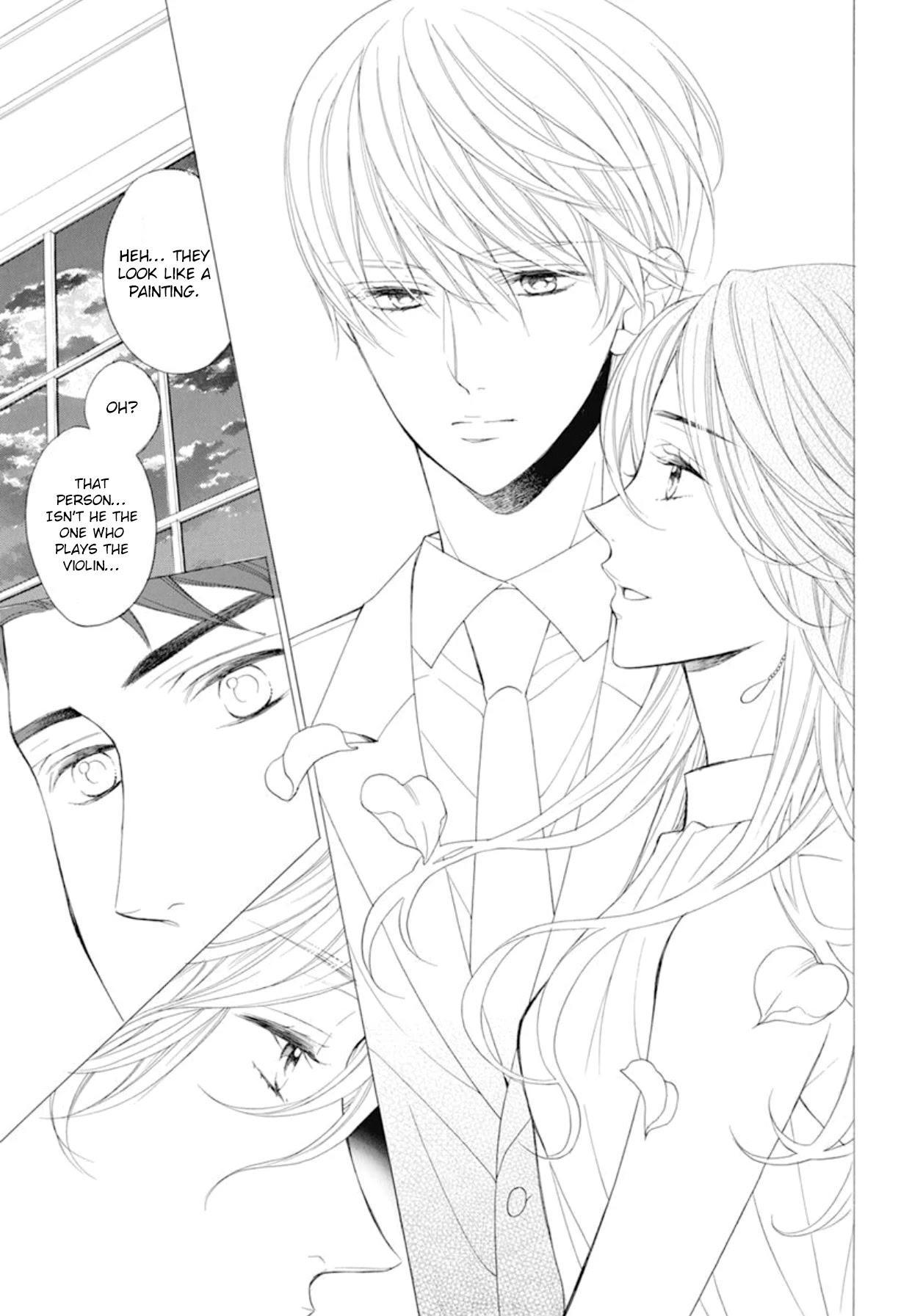 Kiniro No Corda - Daigakusei Hen Chapter 20 page 2 - Mangakakalots.com
