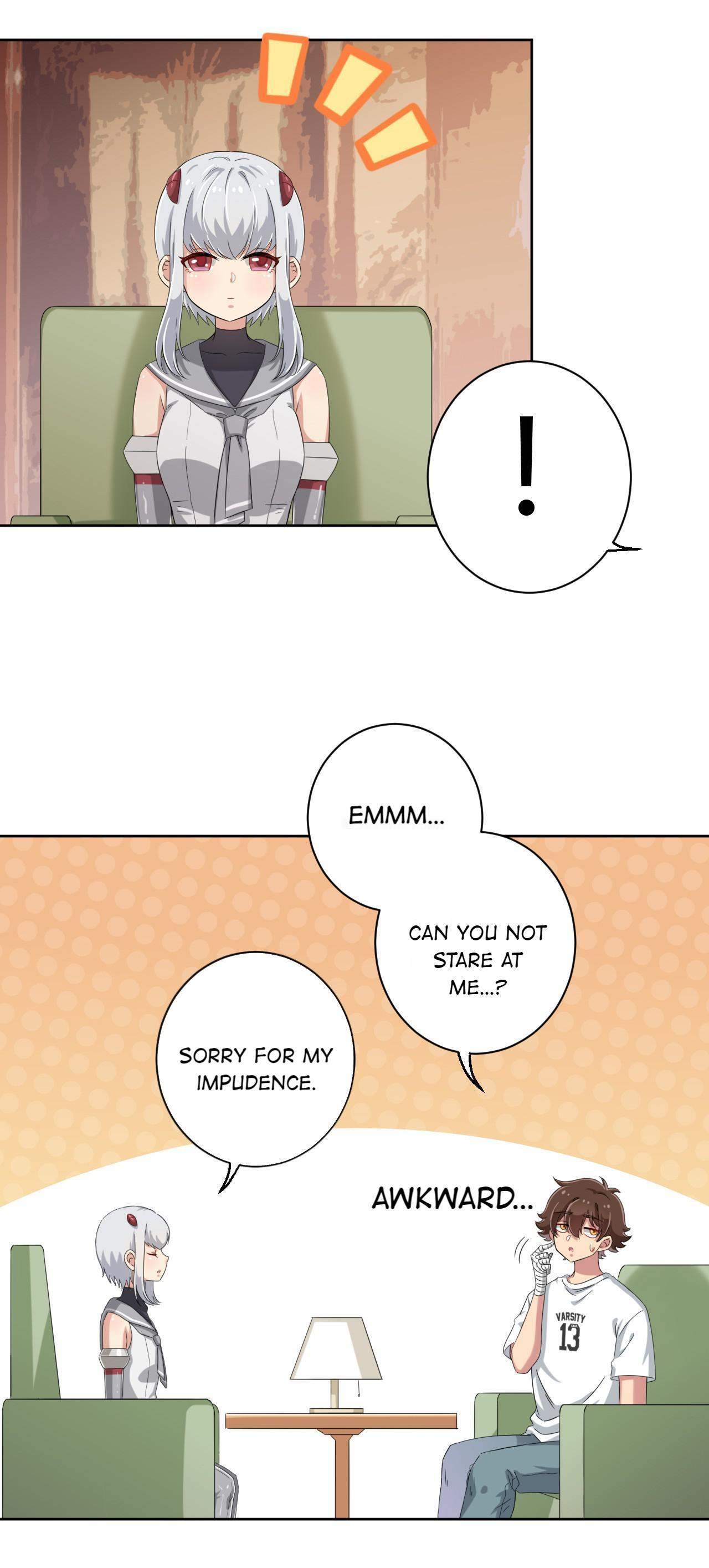 God Gave Me This Awkward Superpower, What Is It For? Chapter 40: Don't Shoot At Them page 35 - Mangakakalots.com