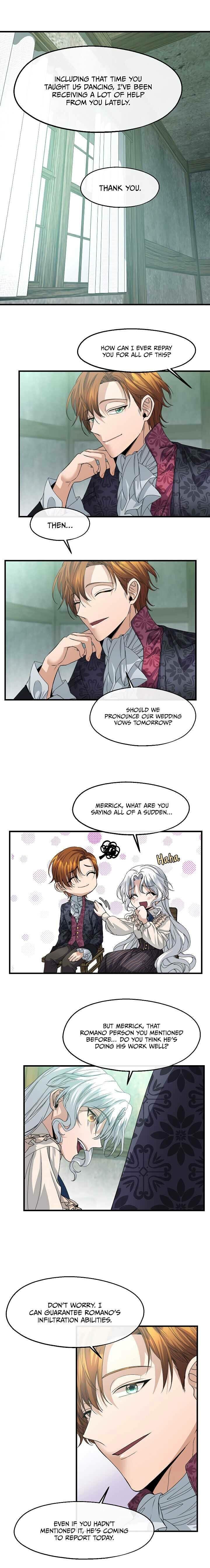 Don'T Call Me Sister Chapter 19 page 8 - Mangakakalots.com