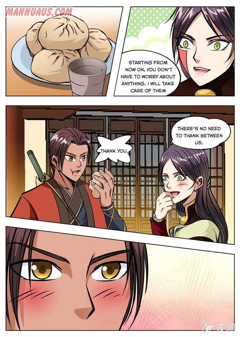 Greatest Sword Immortal Chapter 166.1 page 5 - Mangakakalots.com
