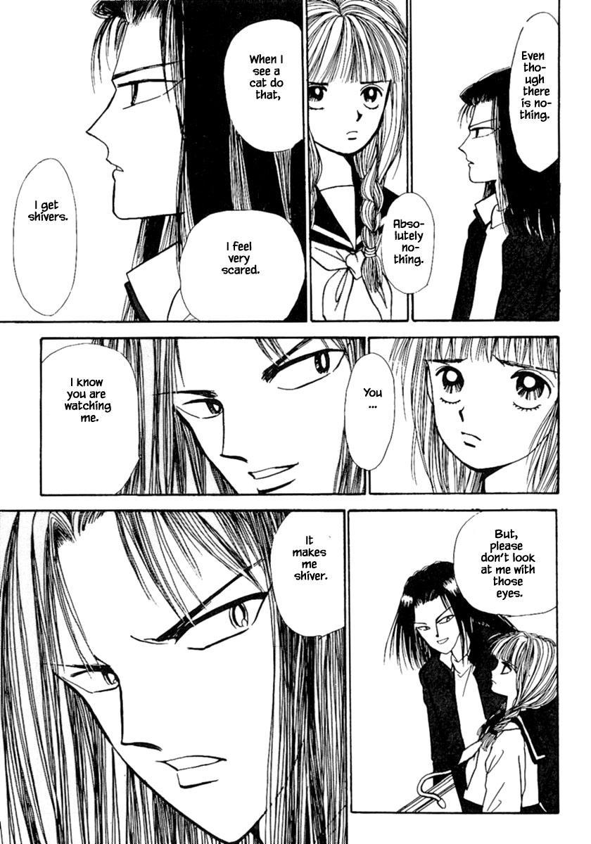 Shi To Kanojo To Boku Chapter 8.1 page 37 - Mangakakalots.com