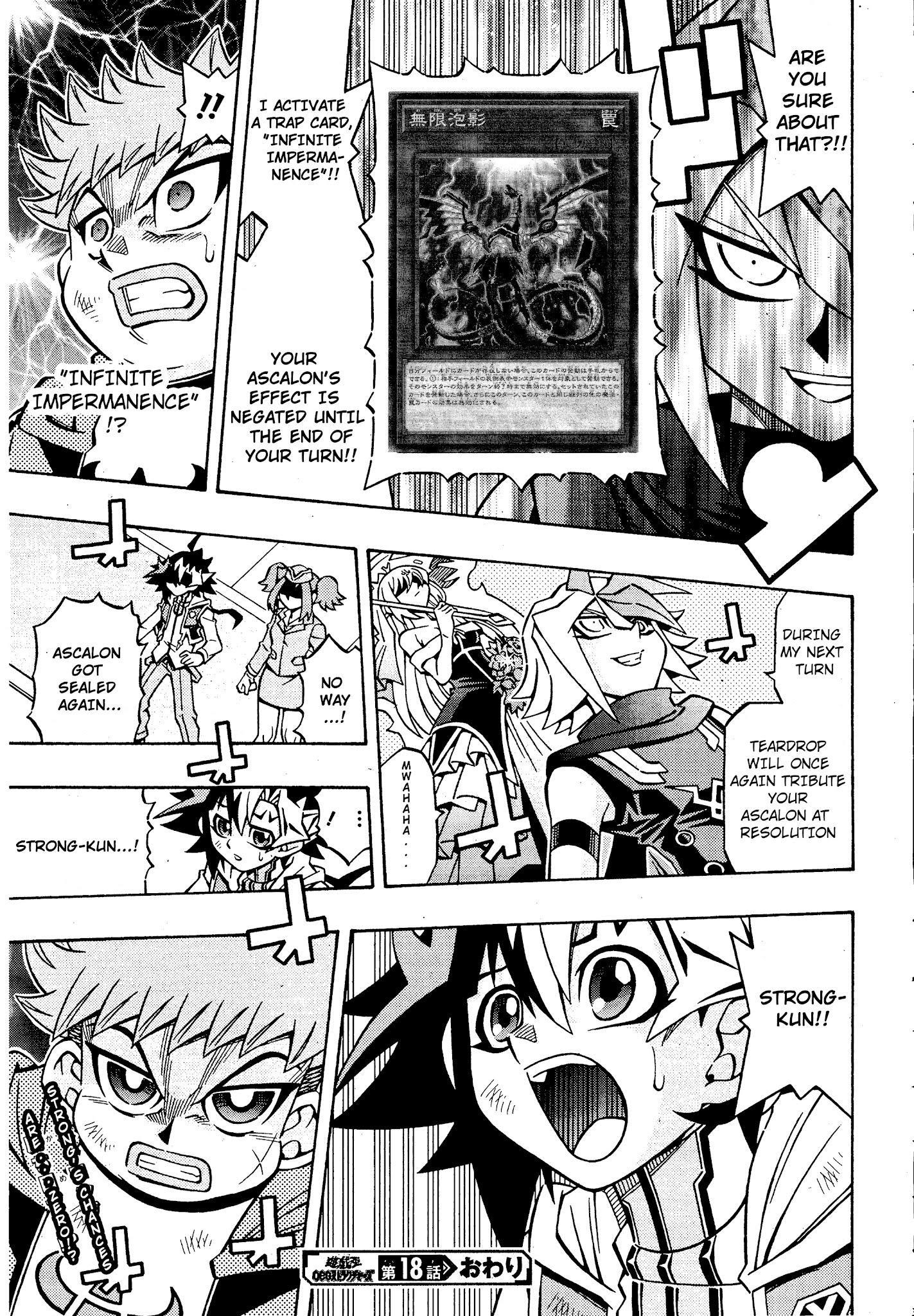 Yu-Gi-Oh! Ocg Structures Chapter 18: Dragunity Vs Chaos page 23 - Mangakakalots.com
