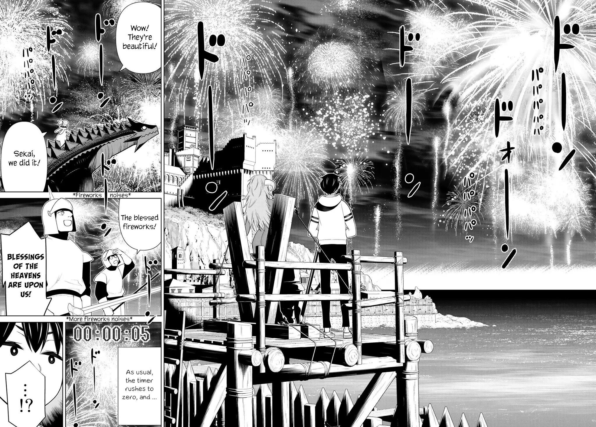 Time Stop Brave Chapter 20 page 7 - Mangakakalots.com