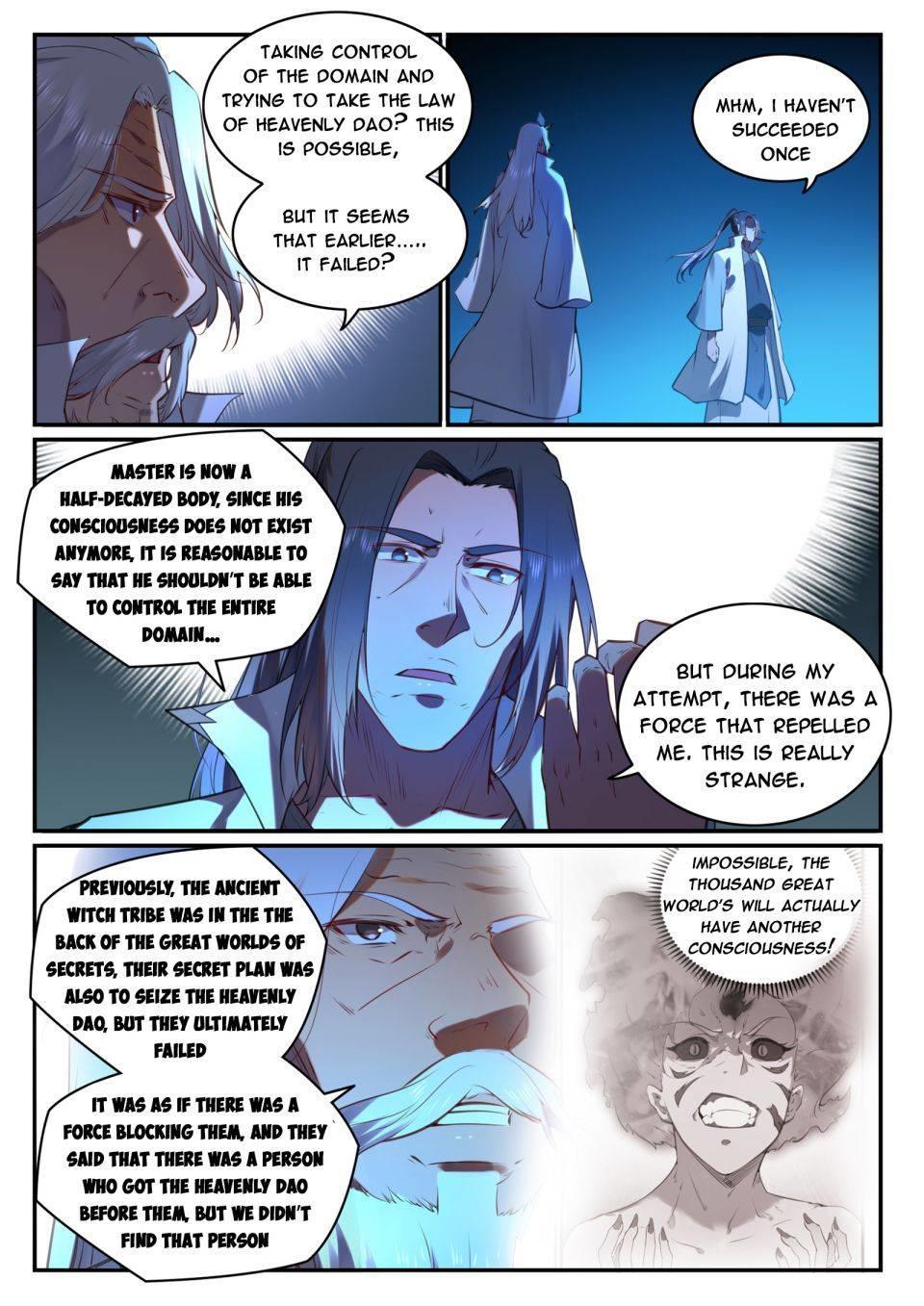 Apotheosis Chapter 768 page 7 - Mangakakalots.com