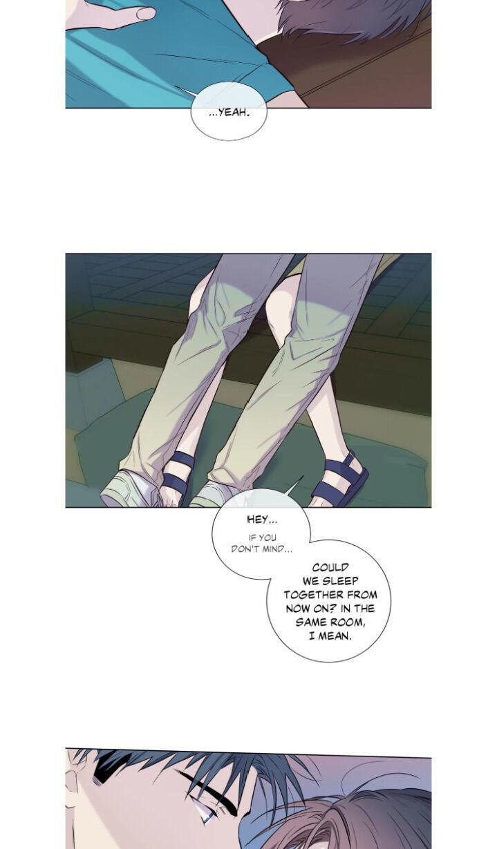 Summer's Guest Chapter 17 page 34 - Mangakakalots.com
