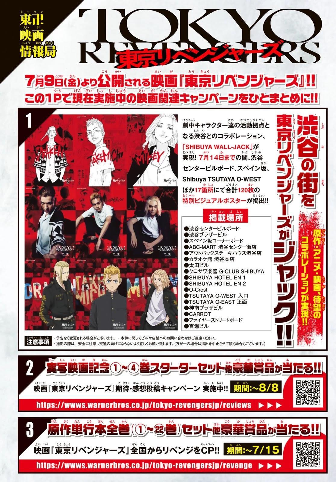 Tokyo Manji Revengers Chapter 213: Living Legends page 6 - Mangakakalots.com