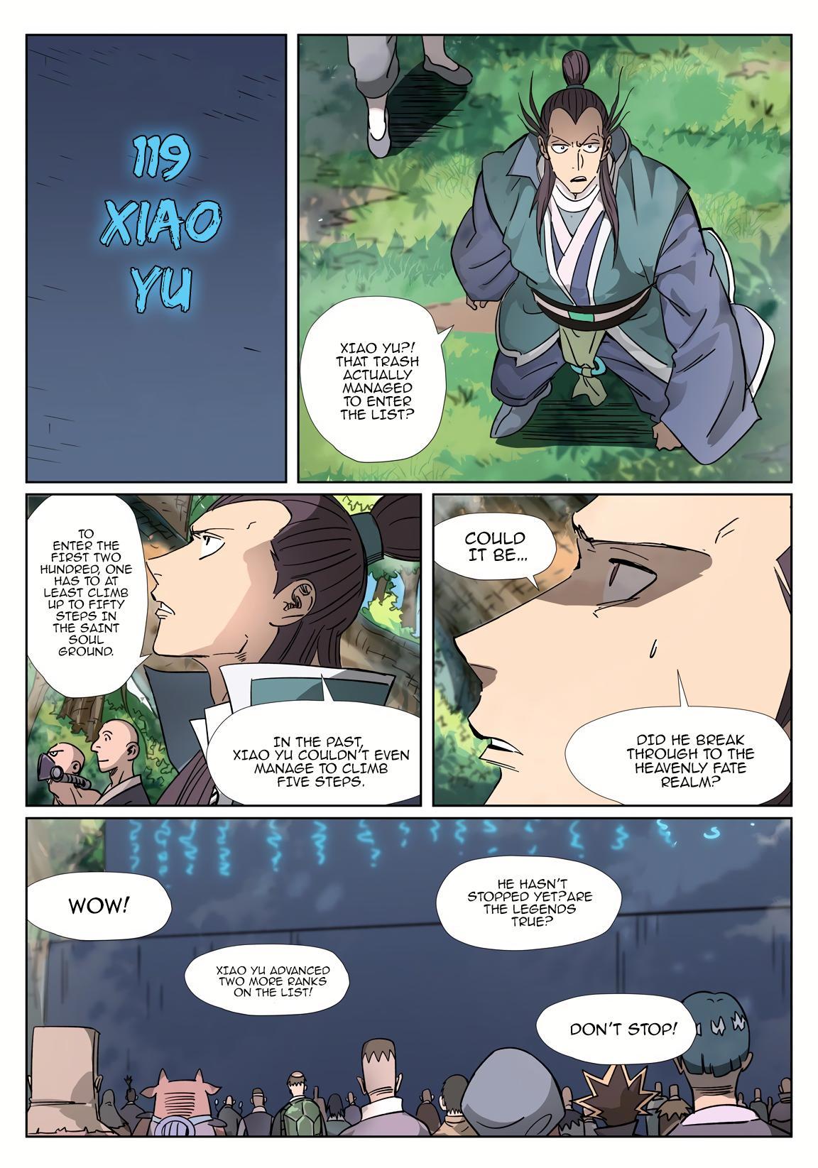 Tales Of Demons And Gods Chapter 311 page 6 - Mangakakalots.com